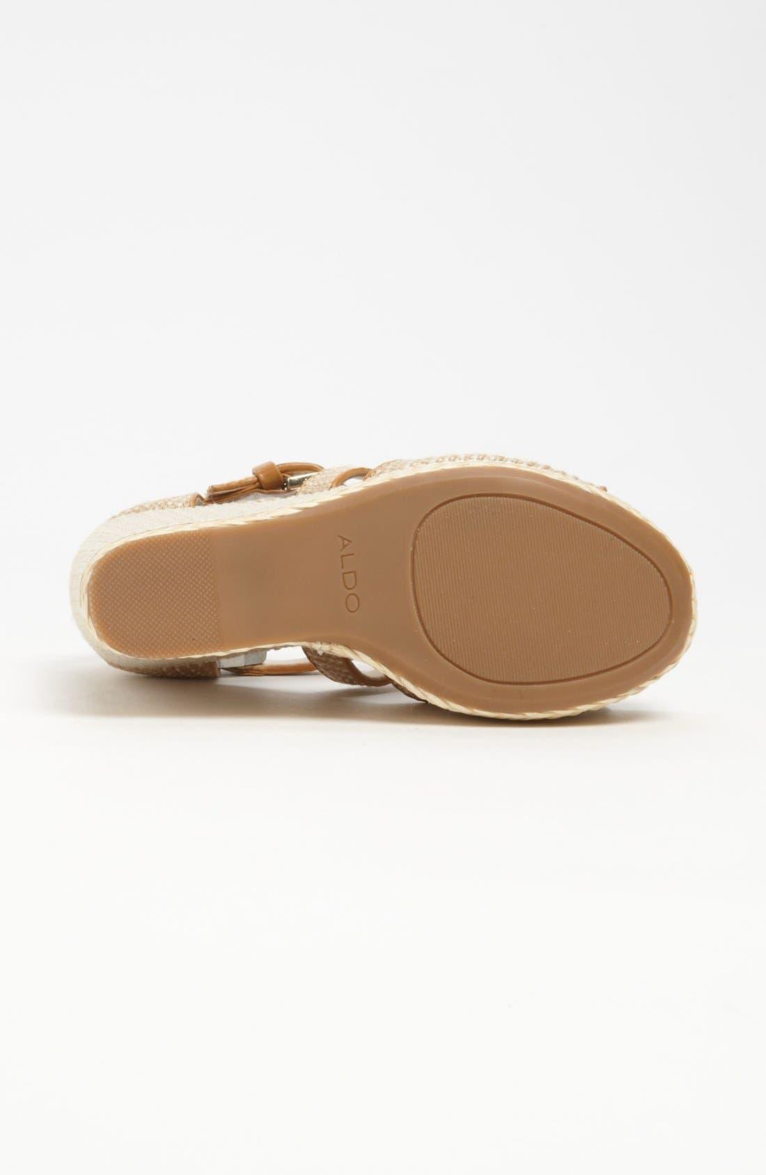 Alternate Image 4  - ALDO 'Deitch' Sandal