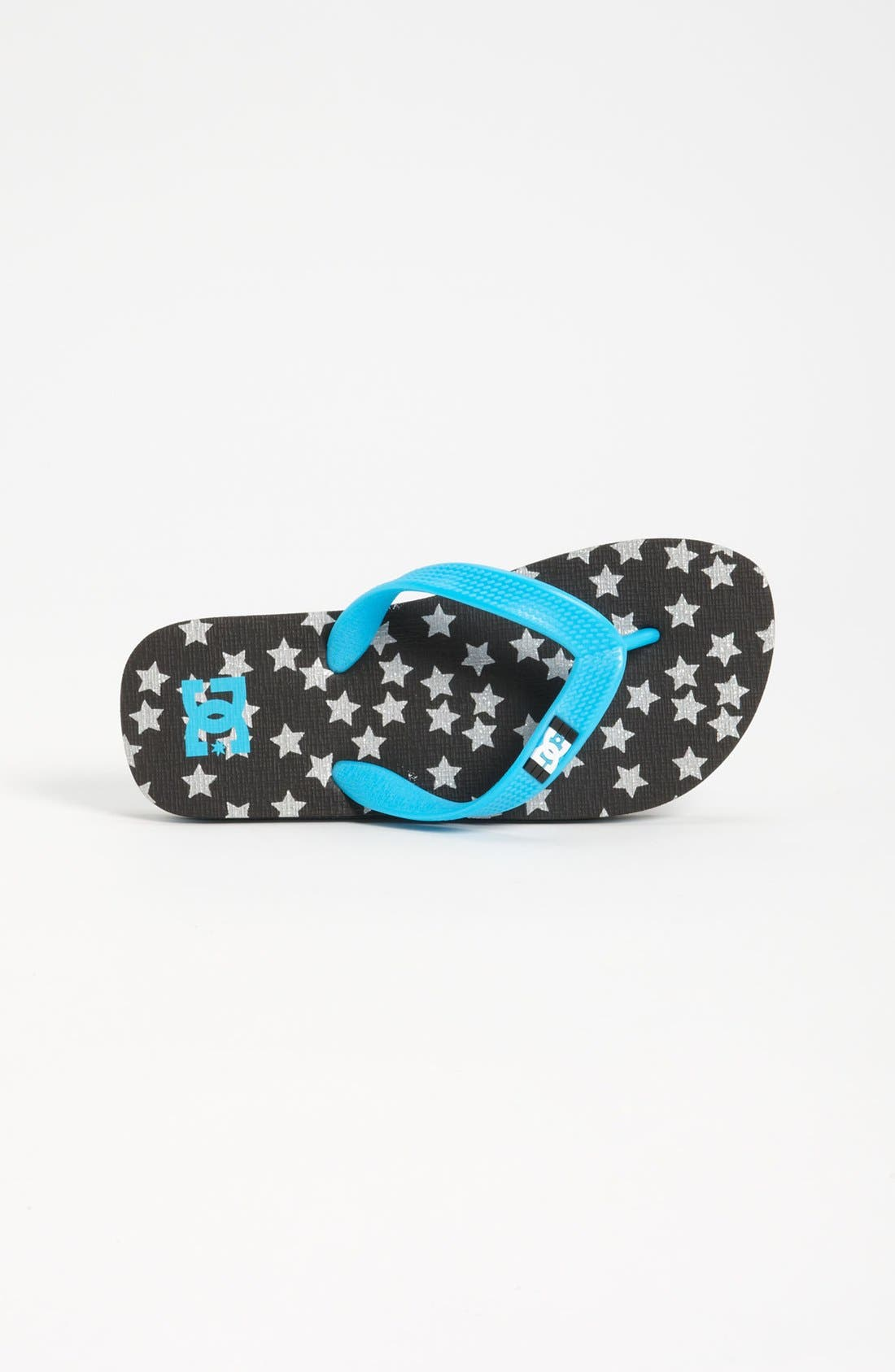 Alternate Image 3  - DC Shoes 'Spray' Flip Flop (Toddler, Little Kid & Big Kid)