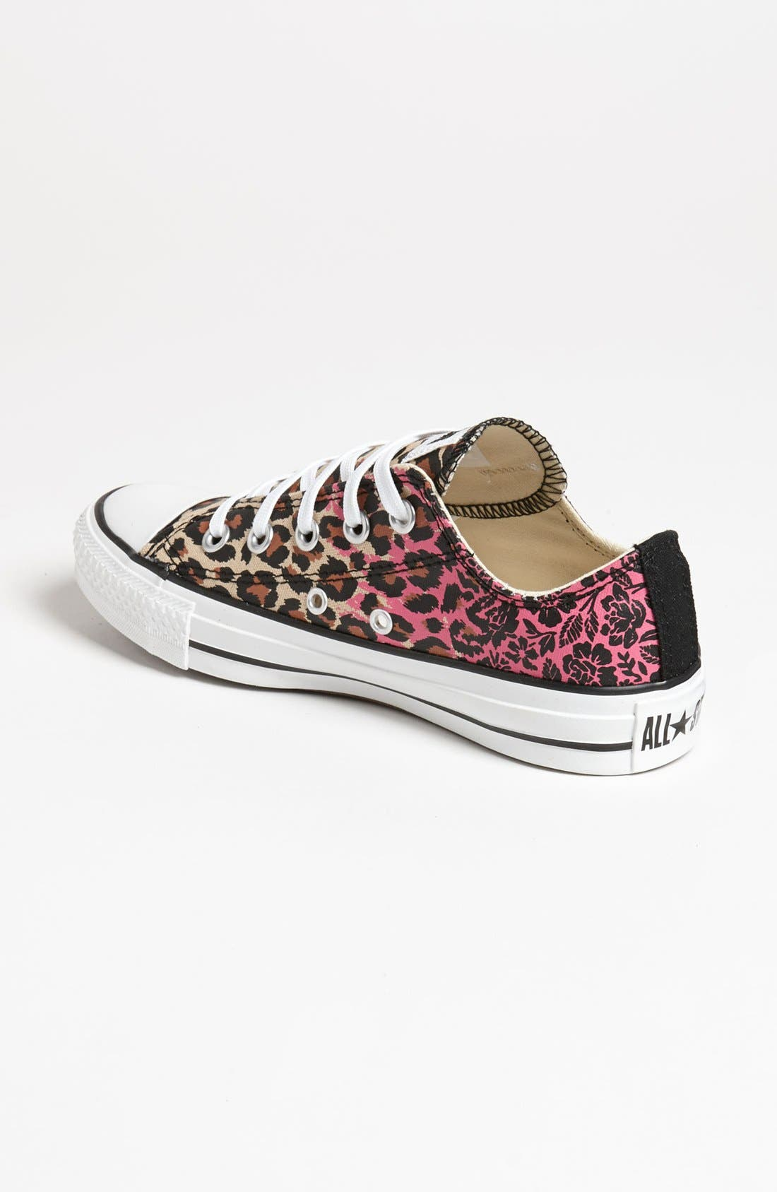 Alternate Image 2  - Converse Chuck Taylor® All Star® Animal Print Sneaker (Women)