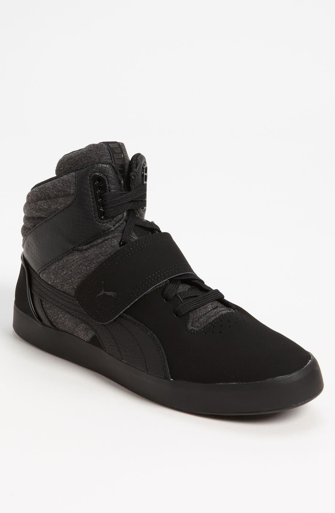Alternate Image 1 Selected - PUMA 'Suburb Hi' Sneaker (Men)