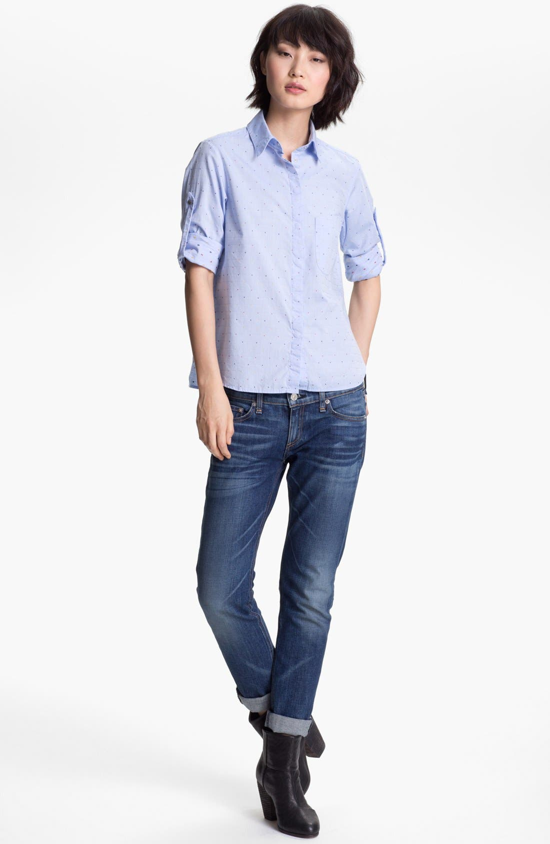Main Image - rag & bone 'Boyd' Shirt