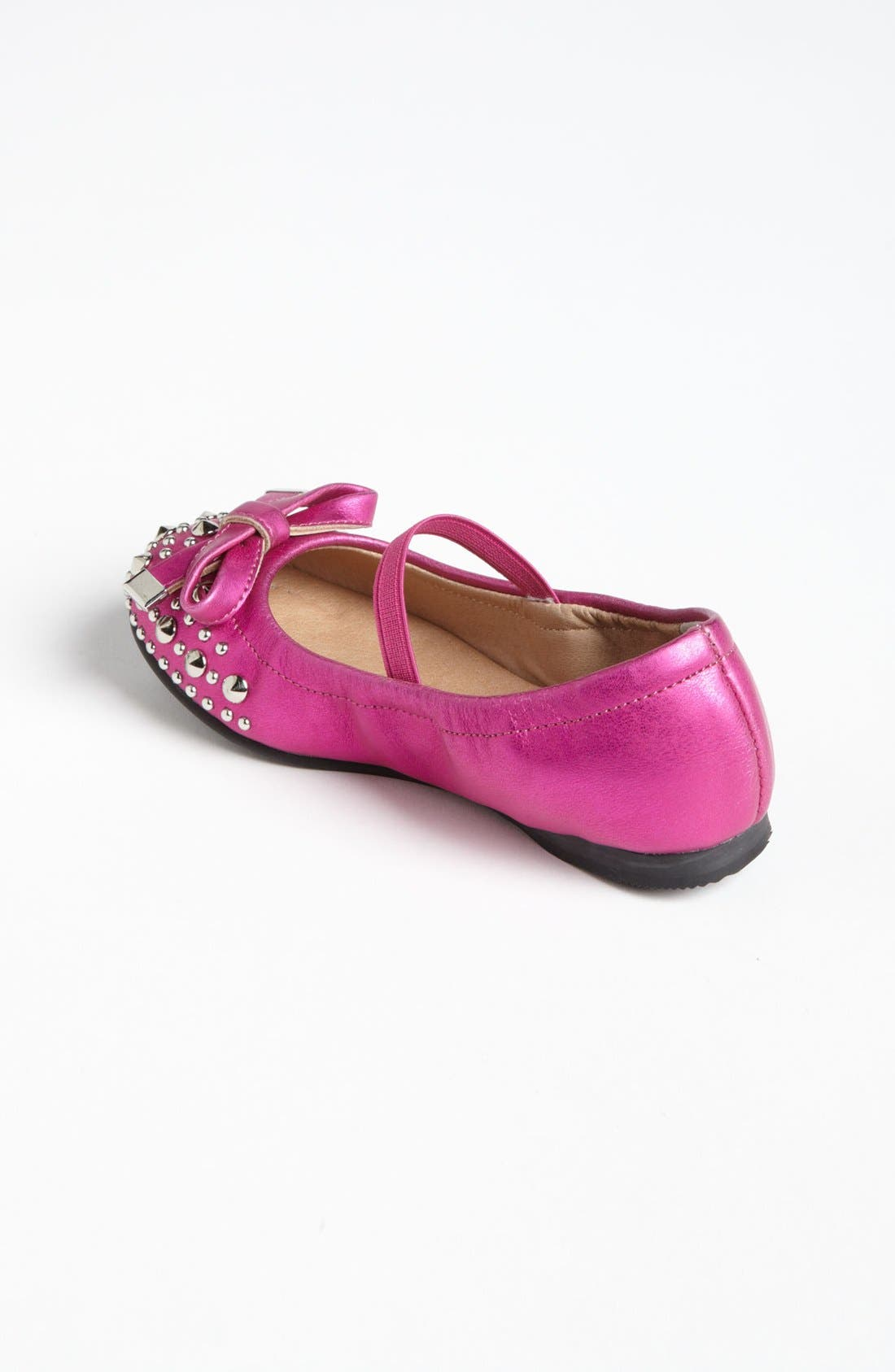 Alternate Image 2  - NORDSTROM CANDID STUDDED BOW FLAT