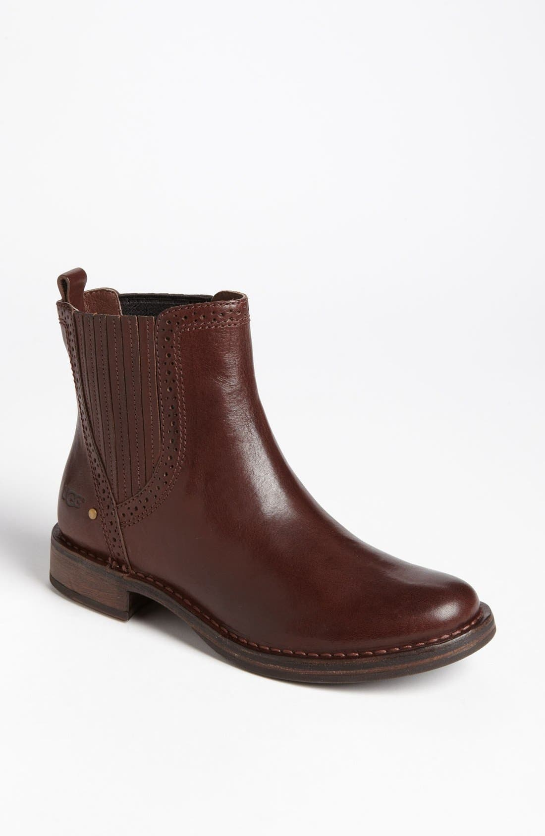 Alternate Image 1 Selected - UGG® Australia 'Caraby' Bootie (Women)