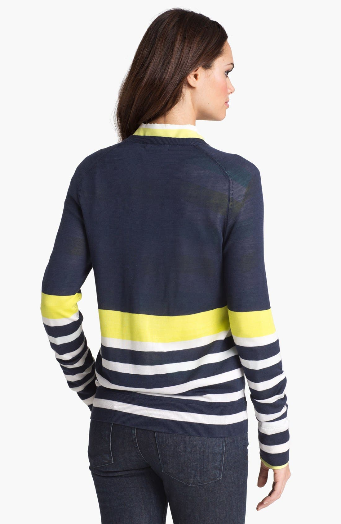 Alternate Image 2  - Equipment 'Sloane' Silk Sweater