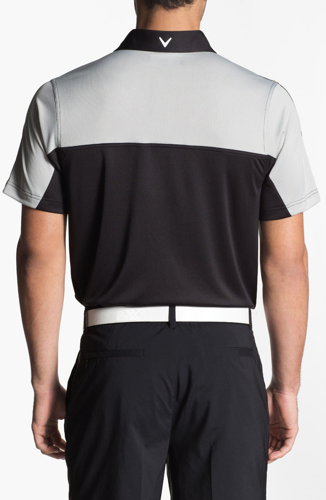 Alternate Image 2  - Callaway Golf® Ventilated Polo