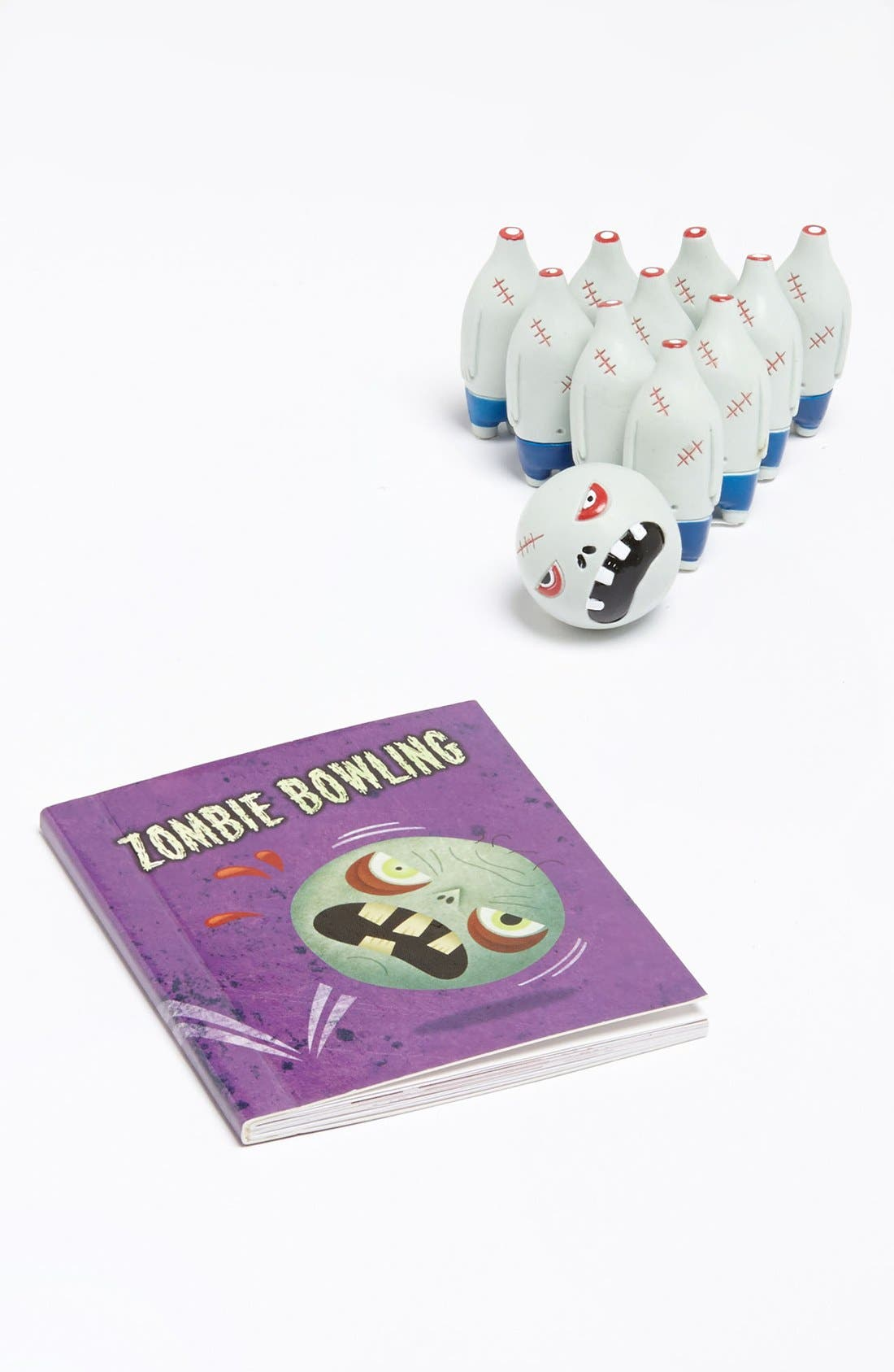 Main Image - Running Press Zombie Bowling Game