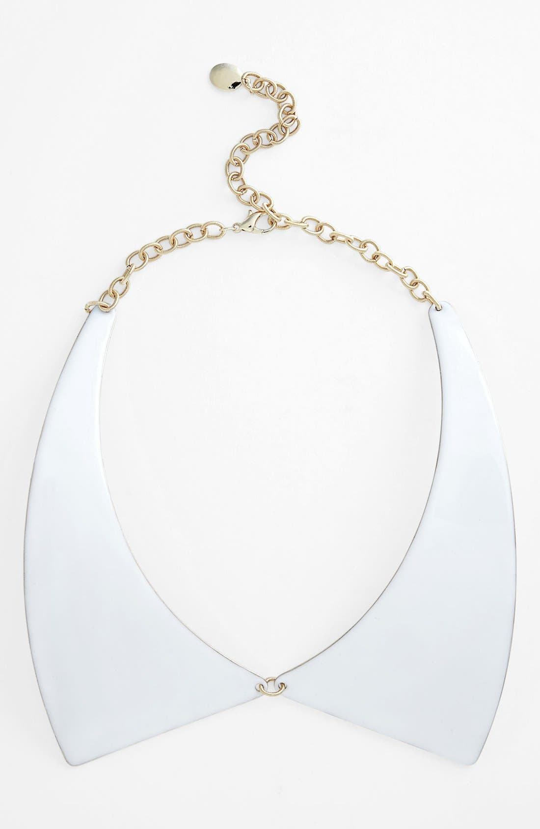 Alternate Image 1 Selected - Bonnie Jonas Metal Collar Necklace