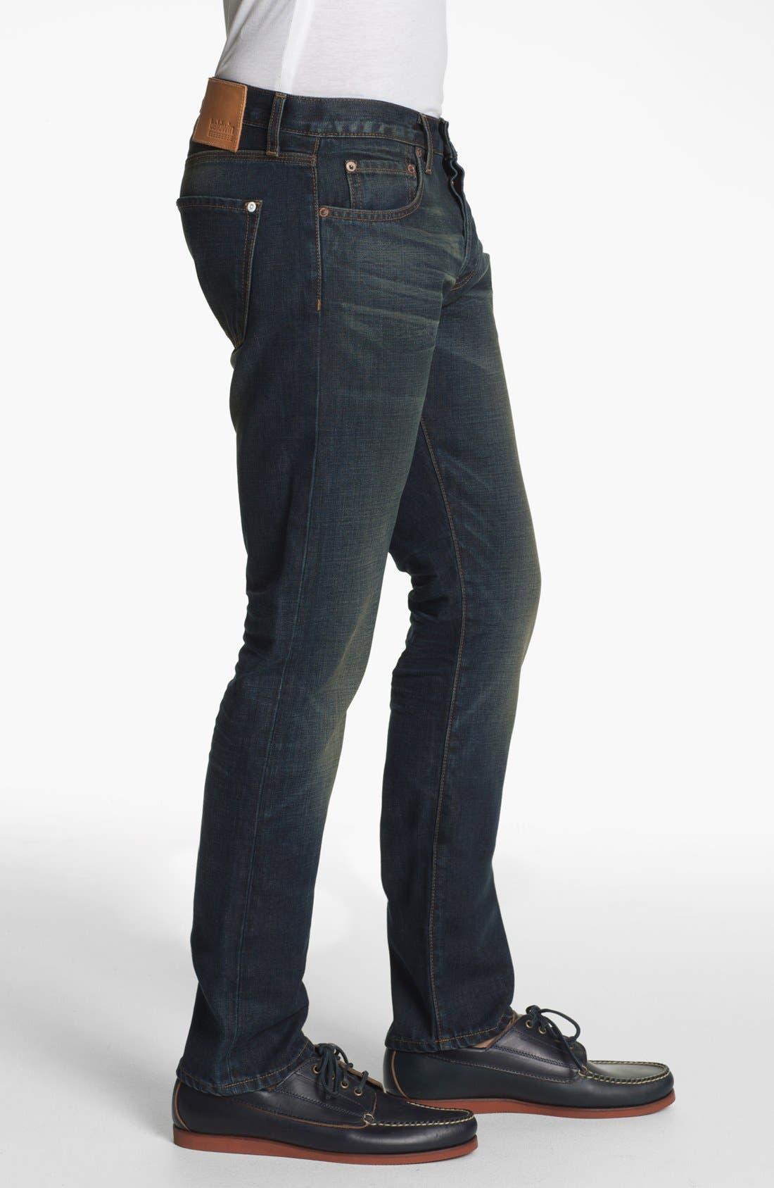 Alternate Image 3  - Baldwin 'Henley' Slim Tapered Leg Jeans (David)