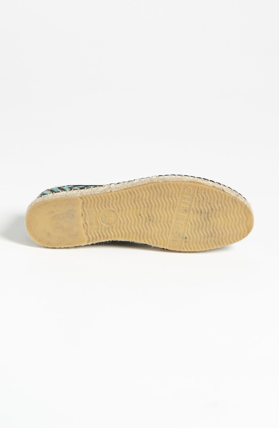 Alternate Image 4  - Soludos 'Raffia' Flat (Women)