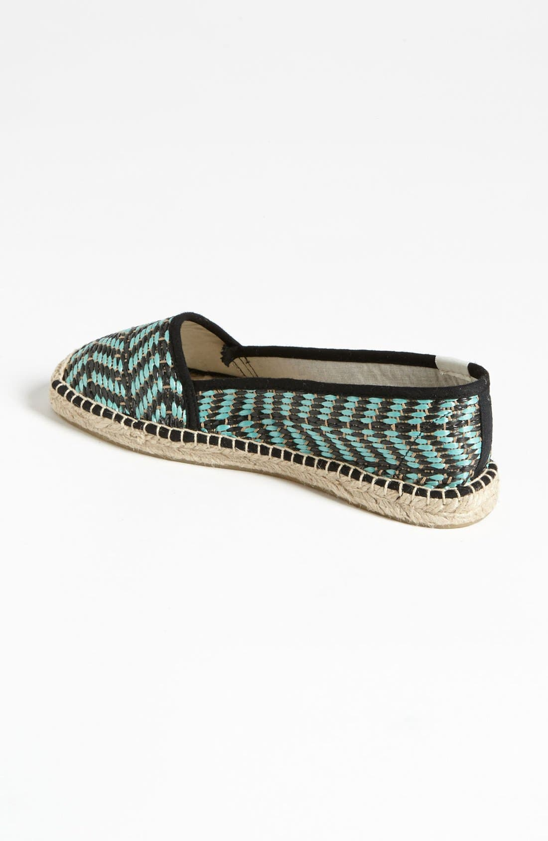 Alternate Image 2  - Soludos 'Raffia' Flat (Women)
