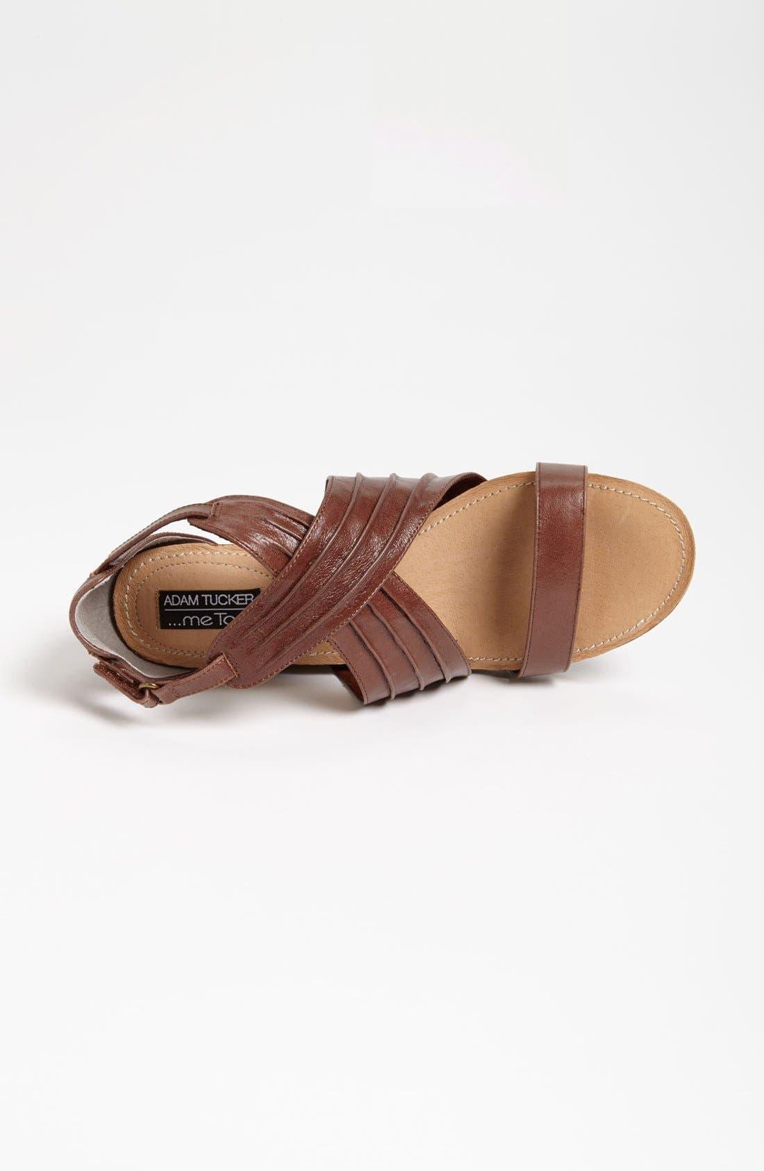 Alternate Image 3  - Adam Tucker Me Too 'Kamila' Wedge Sandal