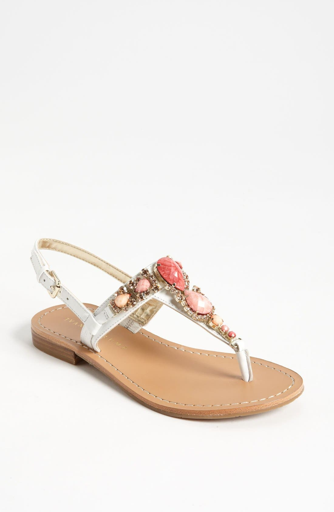 Main Image - Ivanka Trump 'Pansy' Sandal