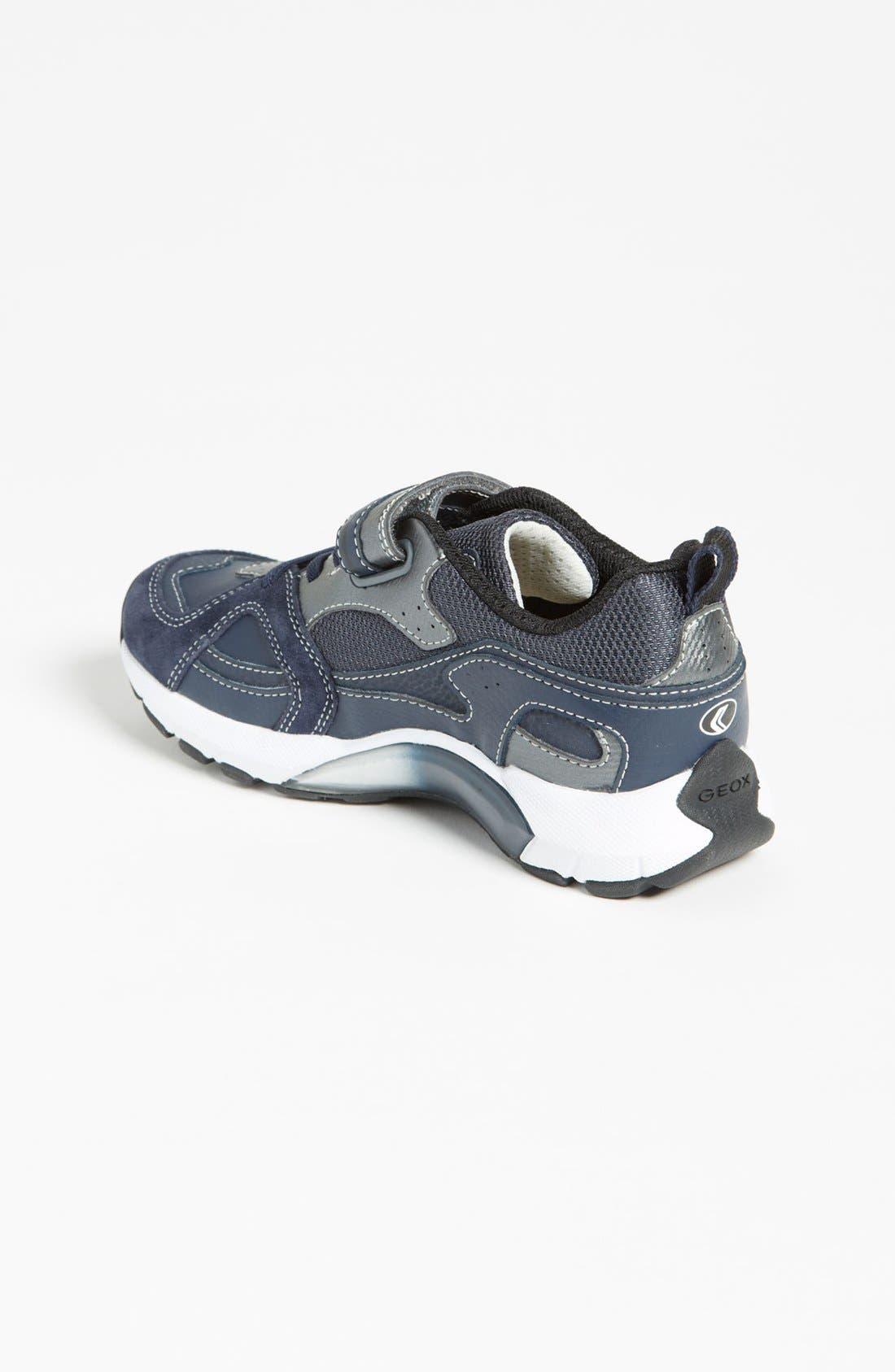 Alternate Image 2  - Geox 'Stark 8' Sneaker (Toddler, Little Kid & Big Kid)