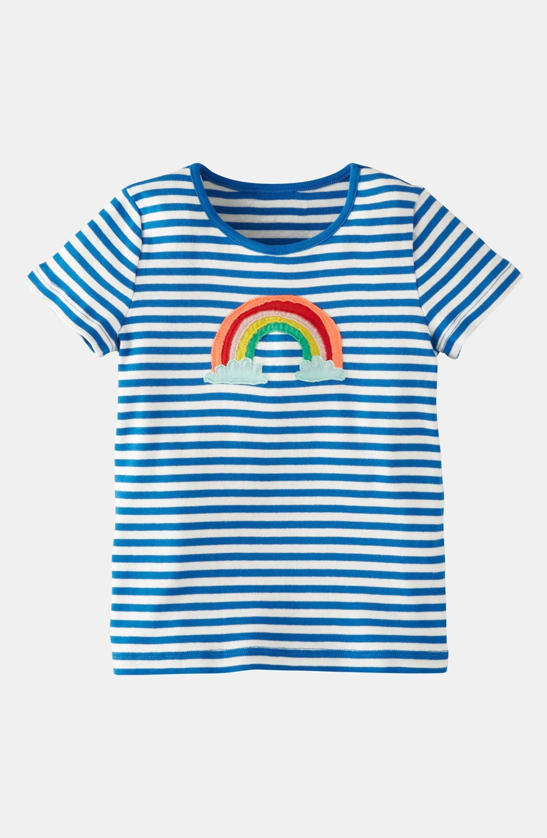 Main Image - Mini Boden Appliqué Tee (Toddler)