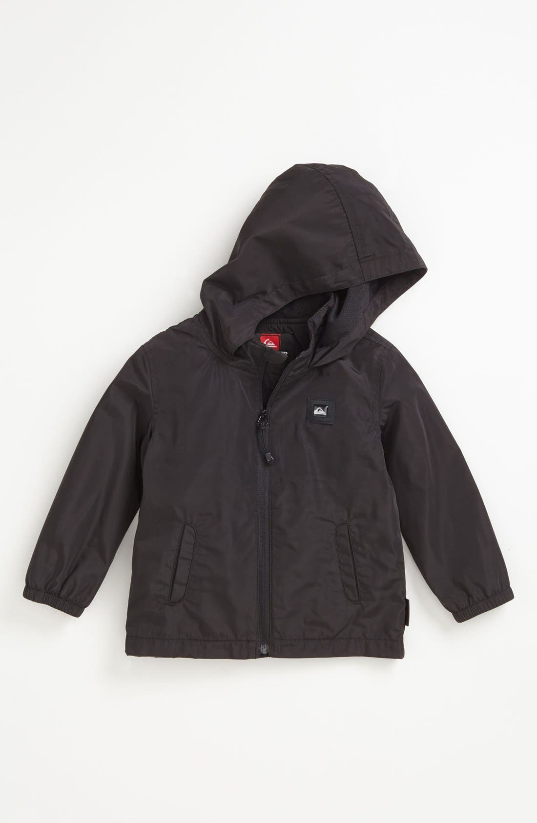 Alternate Image 1 Selected - Quiksilver 'Shell Out' Jacket (Baby Boys)