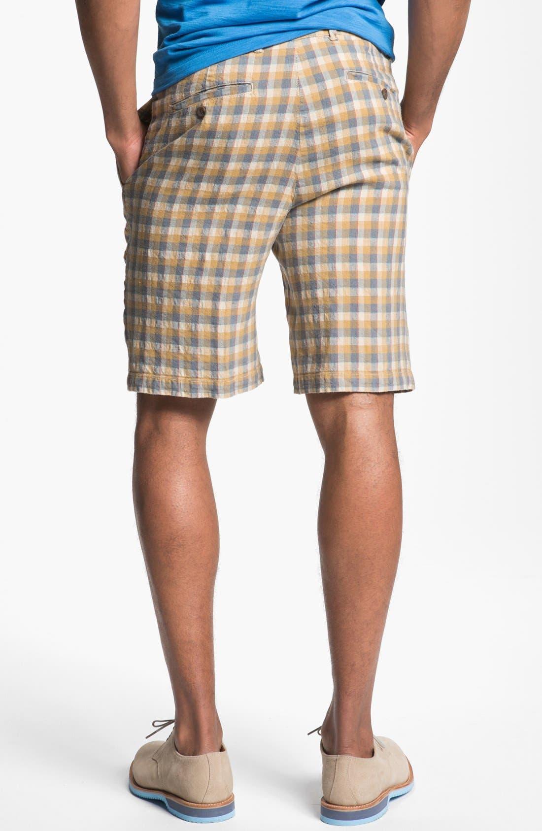 Alternate Image 2  - Tommy Bahama 'Art Checko' Shorts