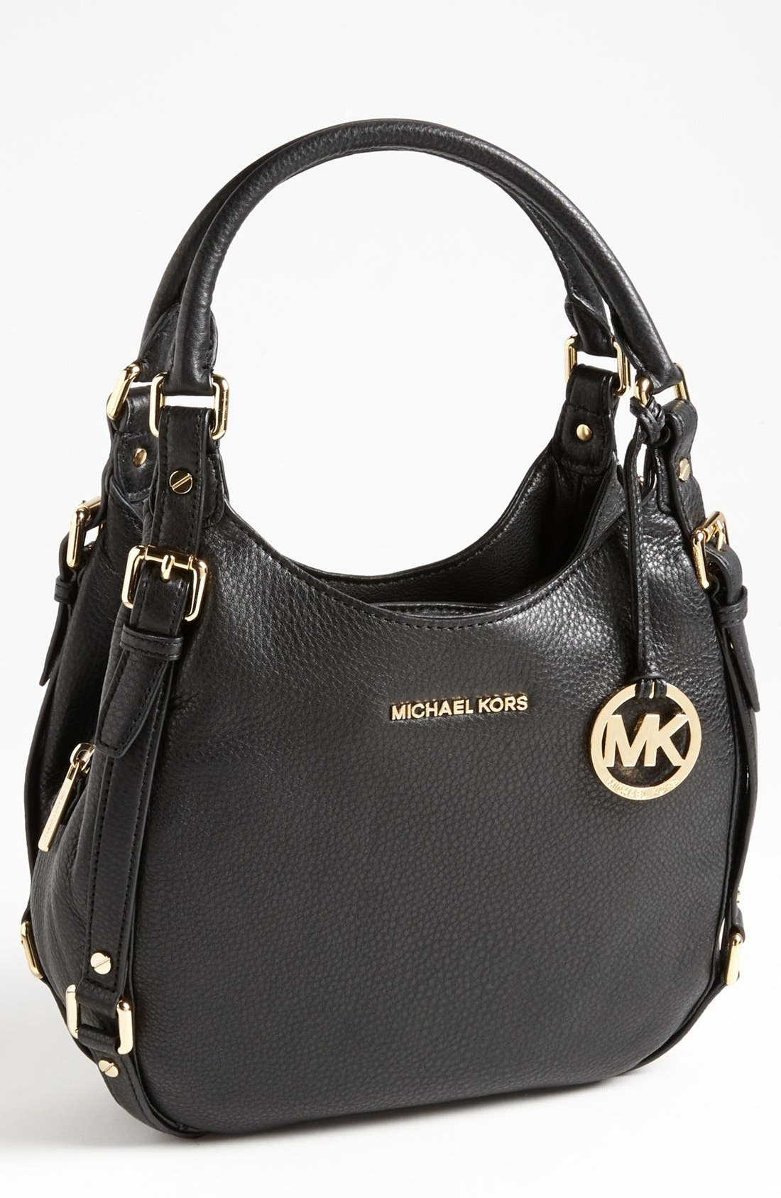 Alternate Image 1 Selected - MICHAEL Michael Kors 'Bedford - Medium' Shoulder Tote