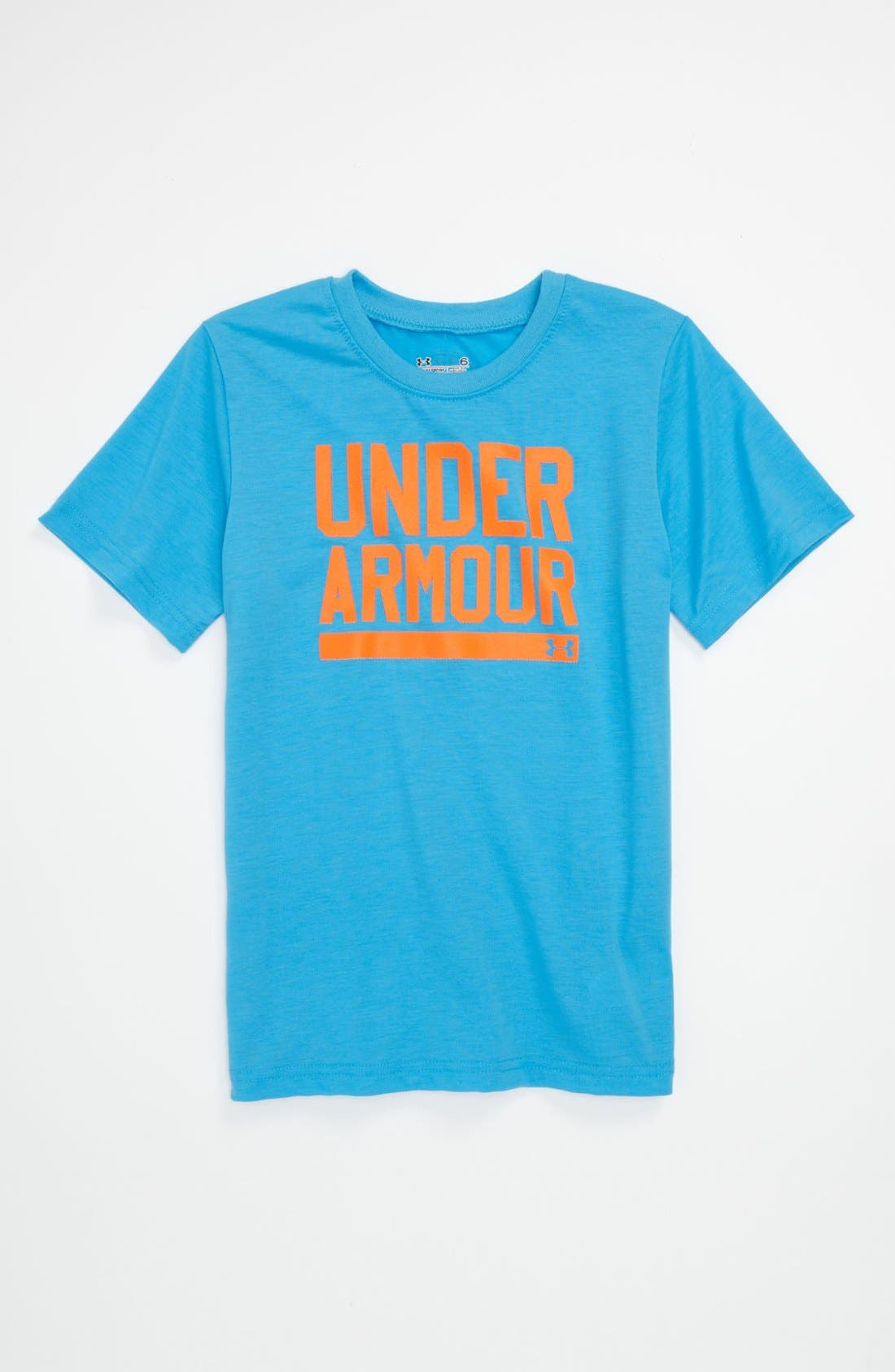 Main Image - Under Armour 'Branded' T-Shirt (Little Boys)