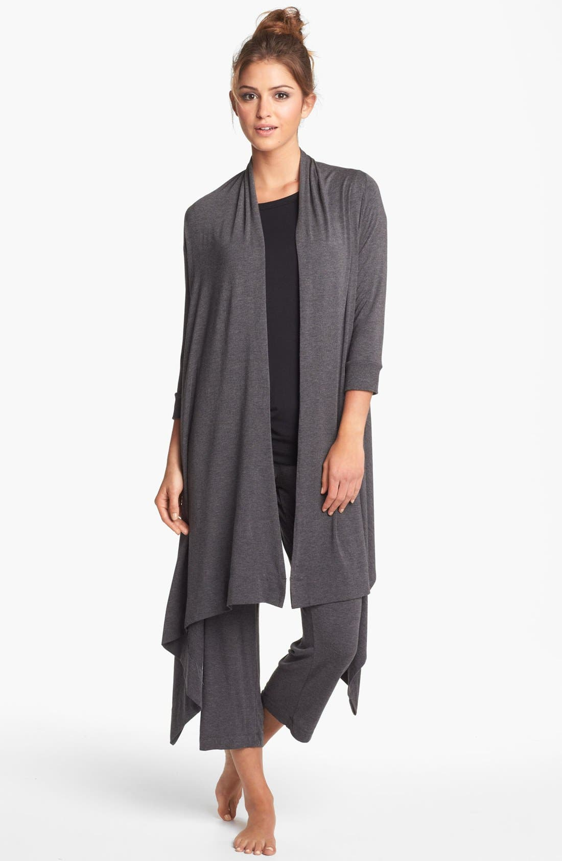 Alternate Image 1 Selected - DKNY '7 Easy Pieces' Flutter Wrap