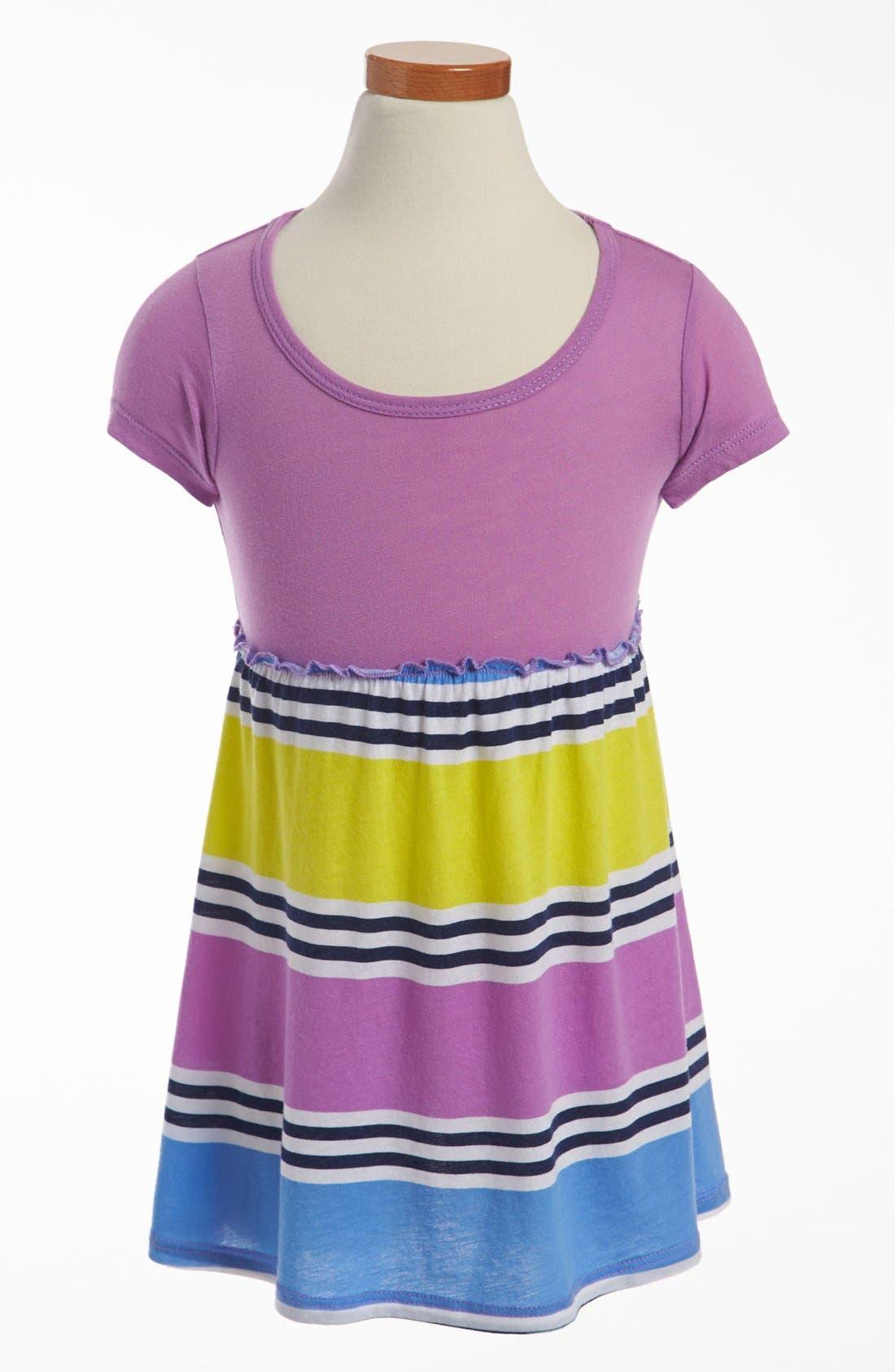Alternate Image 1 Selected - Splendid 'Cabana Stripe' Dress (Toddler)