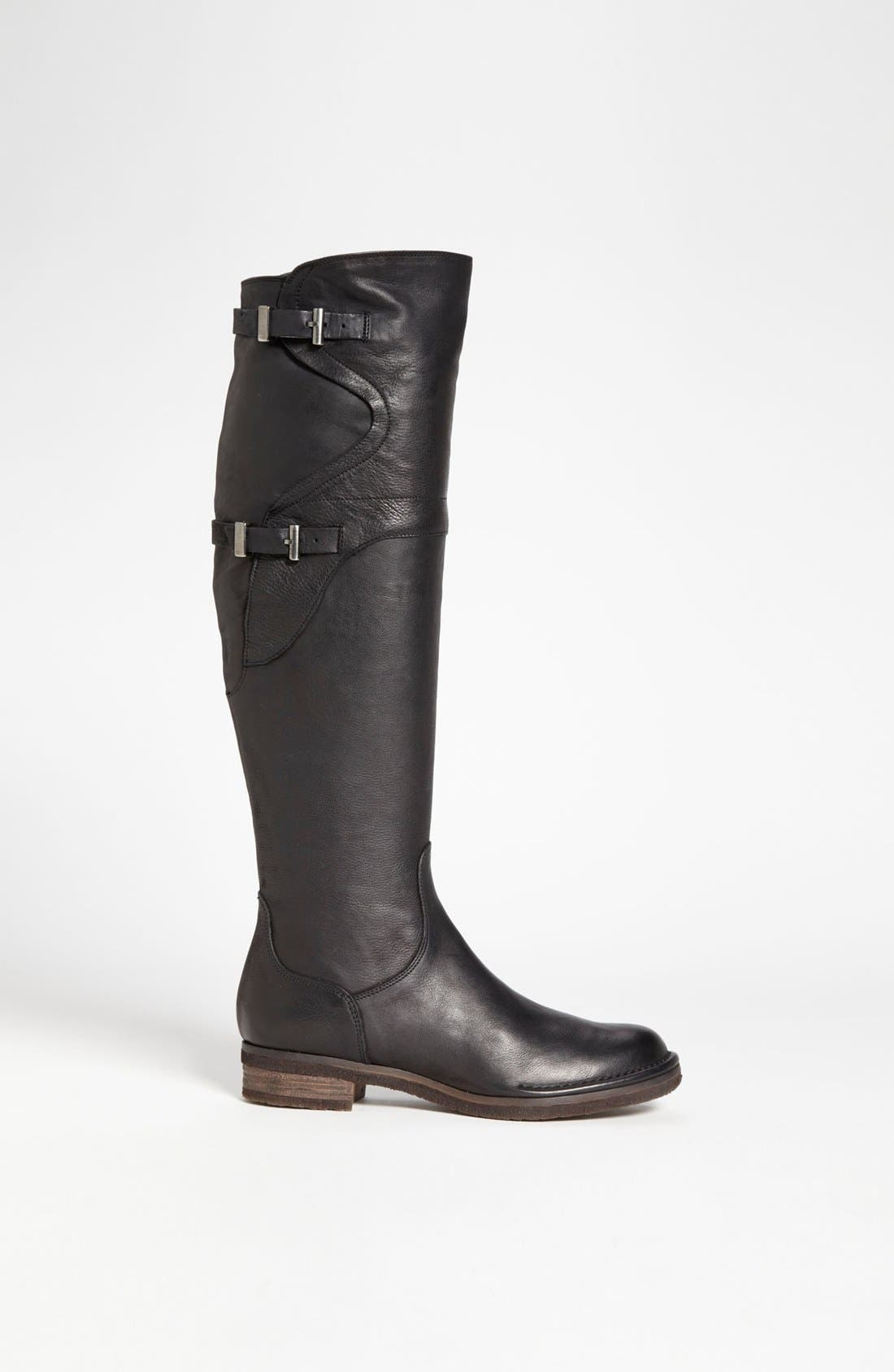 Alternate Image 4  - Alberto Fermani Tall Leather Boot (Online Only)