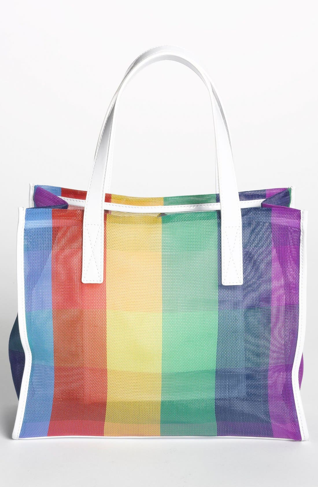 Alternate Image 4  - kate spade new york 'mayan riviera - grayce' mesh tote