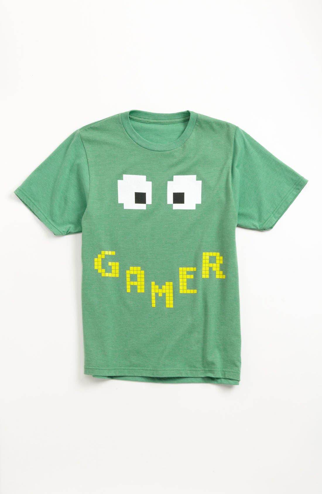 Main Image - Jem 'Gamer Glow' T-Shirt (Big Boys)