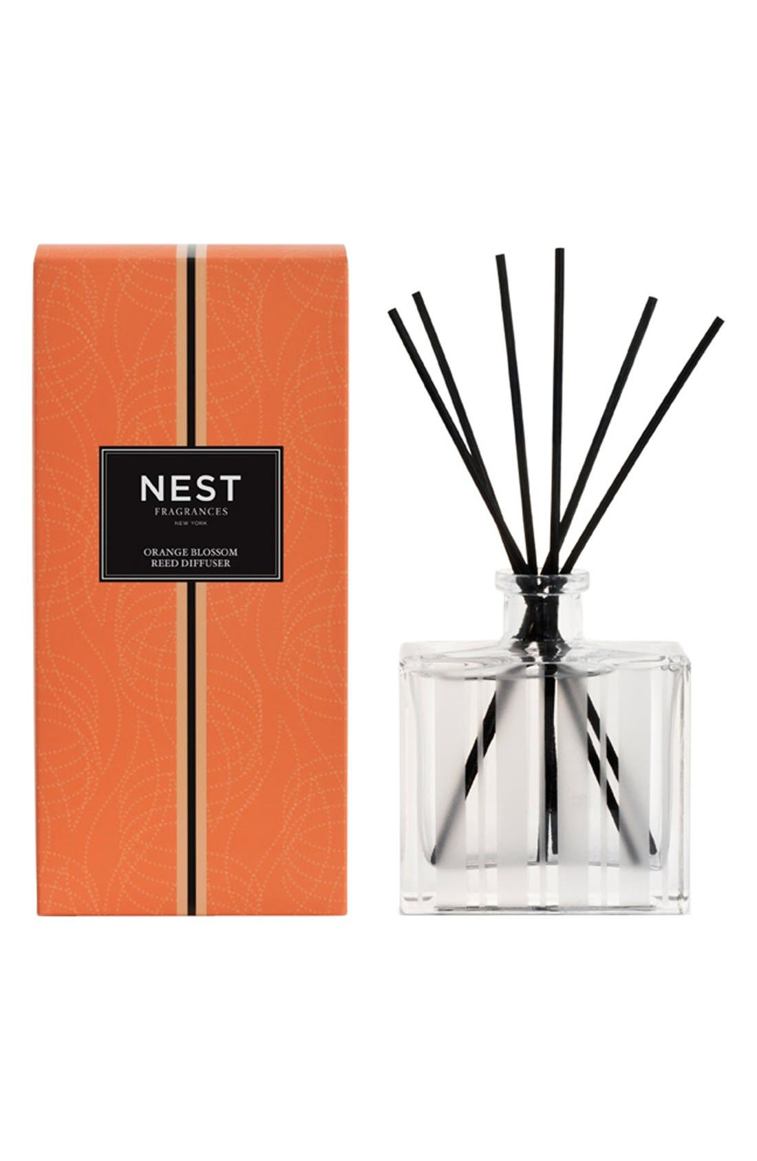 Alternate Image 1 Selected - NEST Fragrances 'Orange Blossom' Reed Diffuser