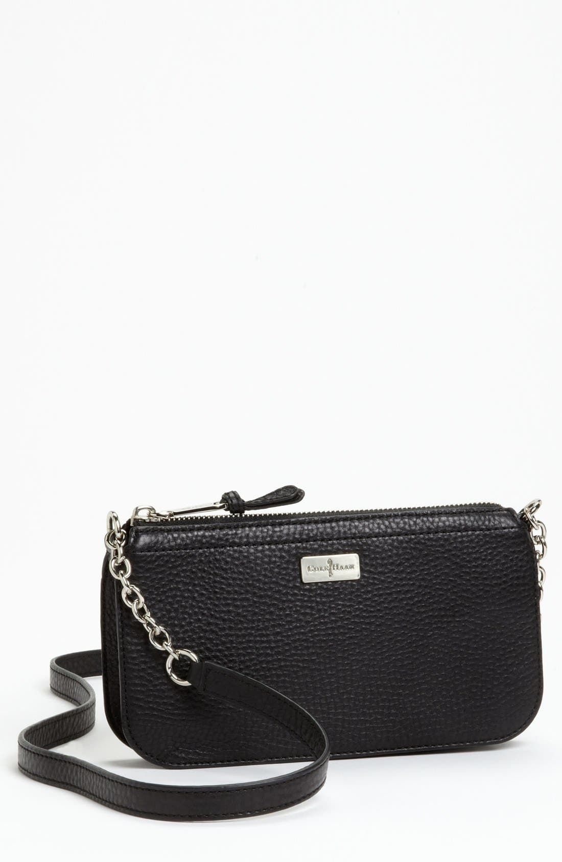 Alternate Image 1 Selected - Cole Haan 'Village' Zip Top Crossbody Bag