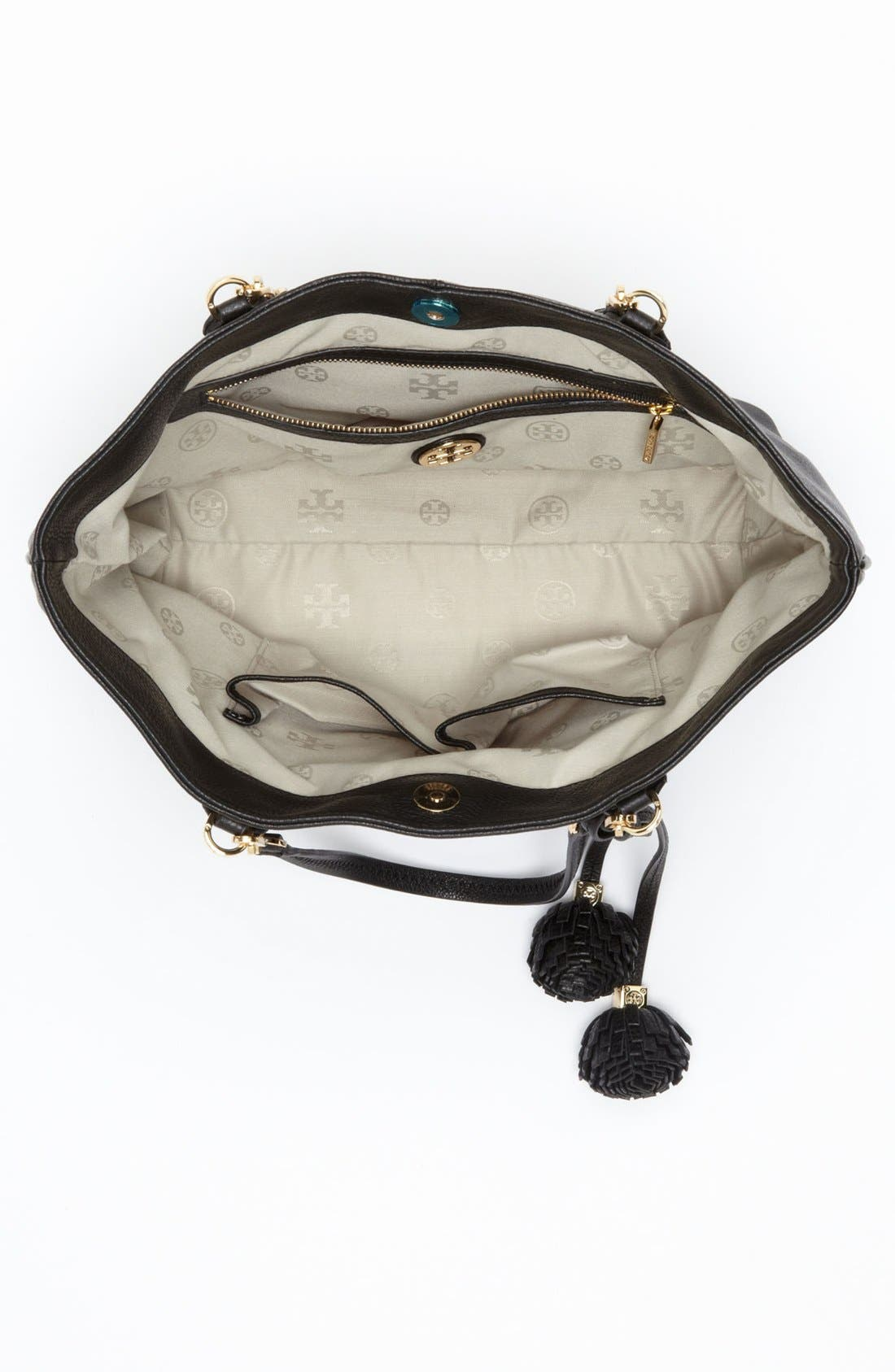 Alternate Image 3  - Tory Burch 'Thea - Small' Leather Tote