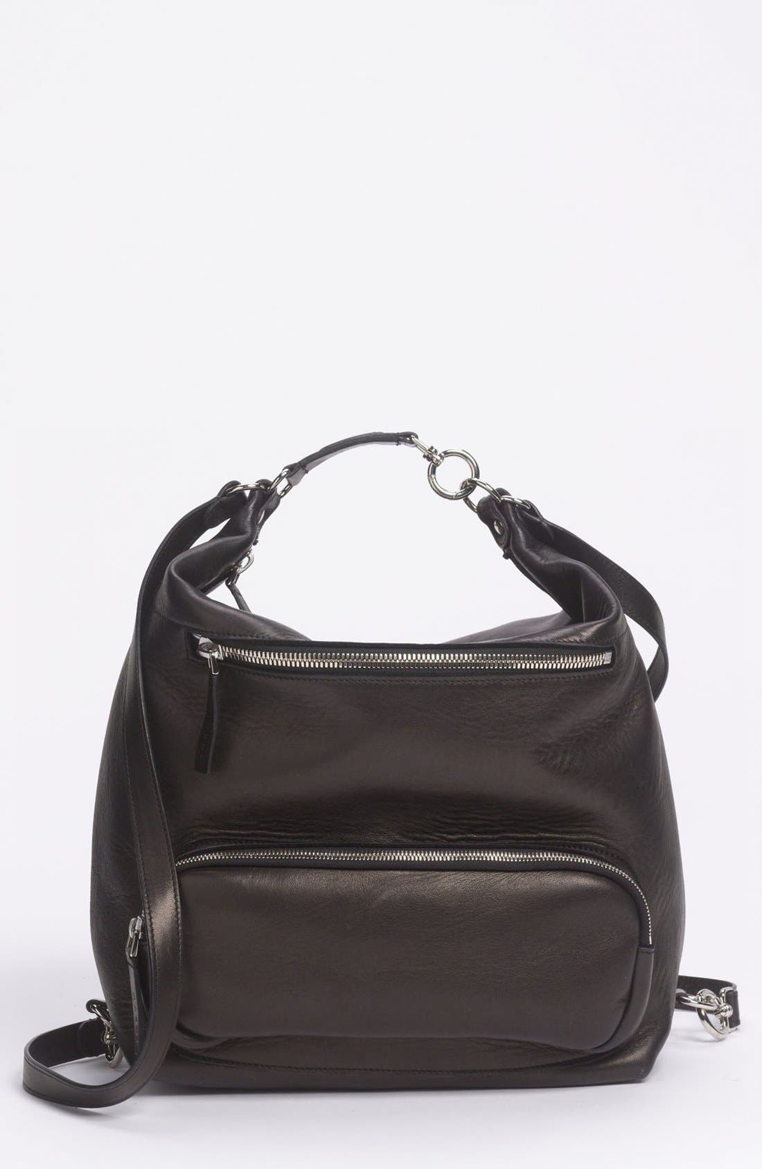 Alternate Image 1 Selected - Marni Convertible Leather Backpack