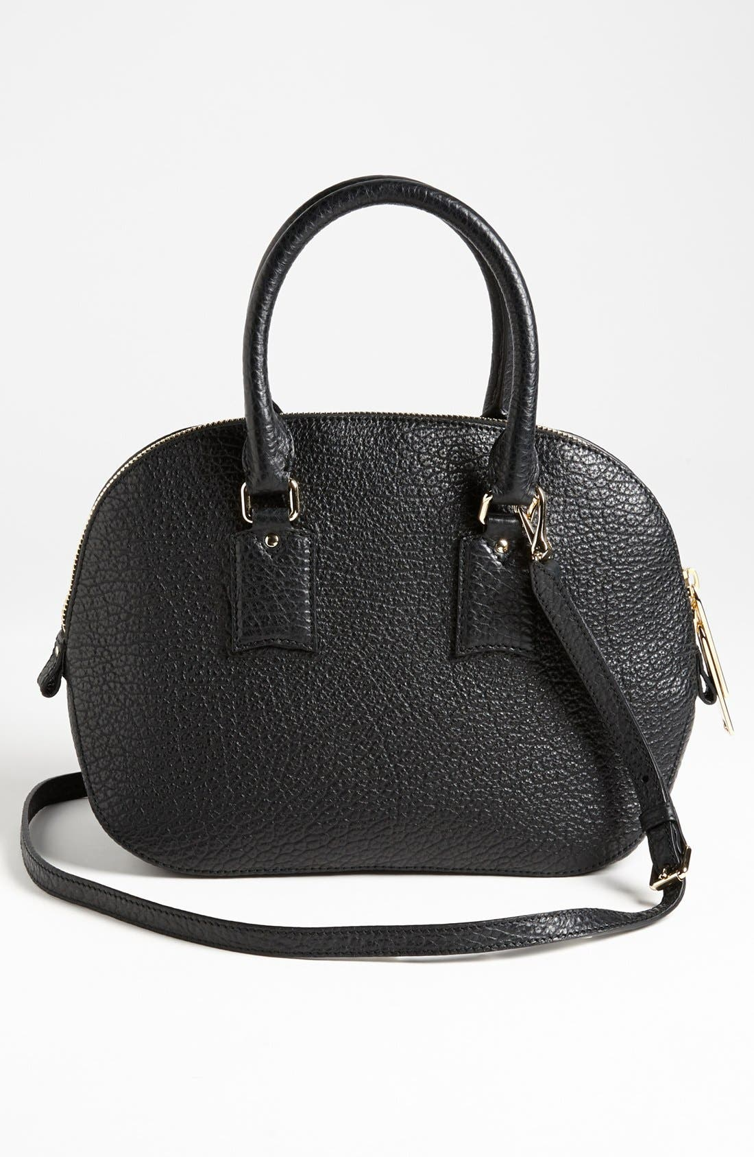 Alternate Image 4  - Burberry 'Small Orchard' Leather Satchel