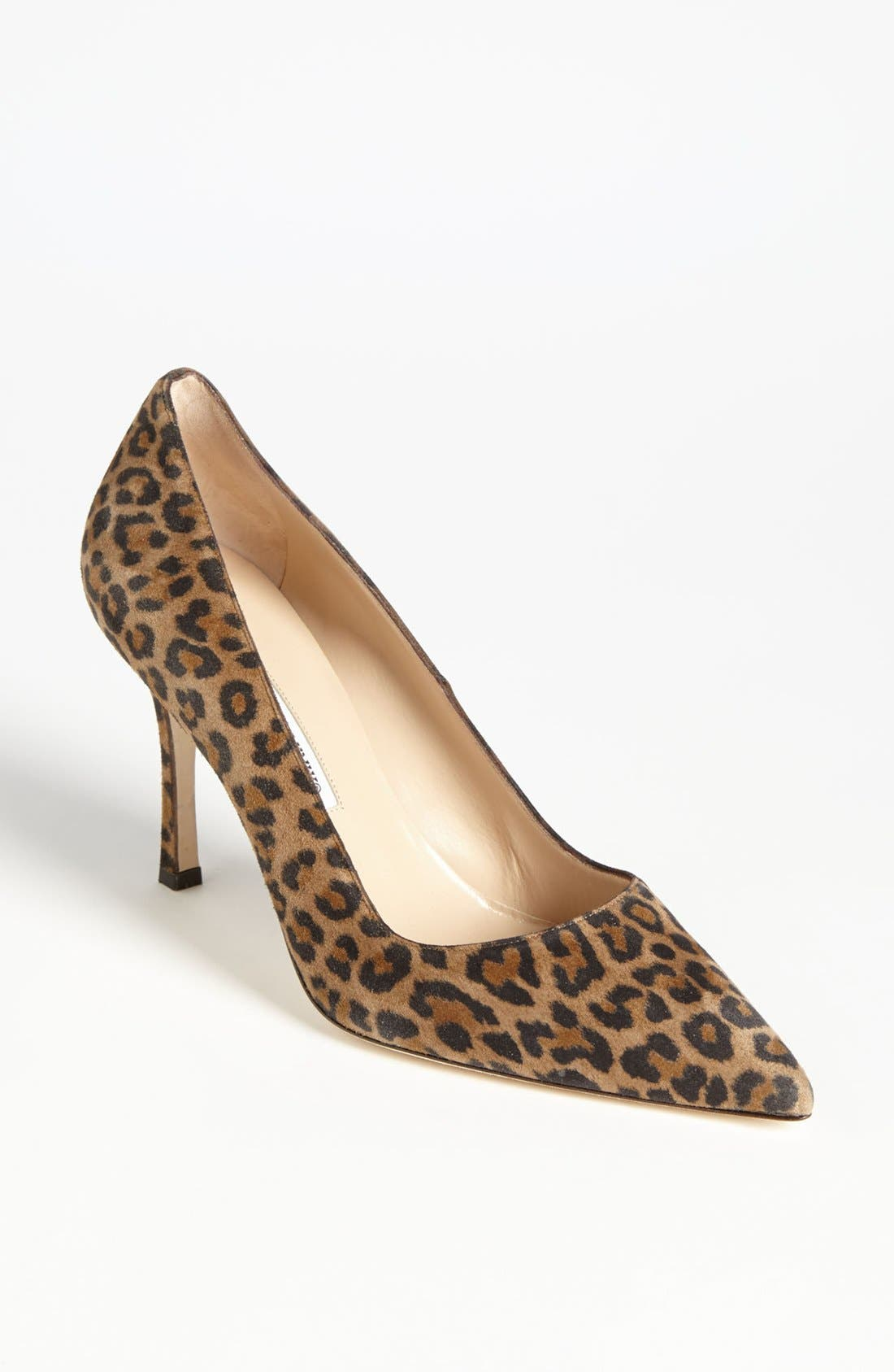 Main Image - Manolo Blahnik 'BB' Pump