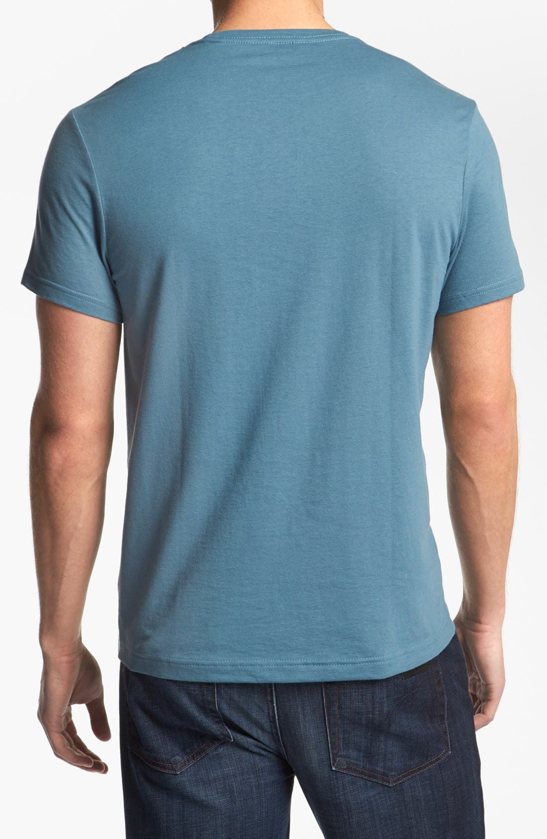 Alternate Image 2  - Original Penguin Logo T-Shirt