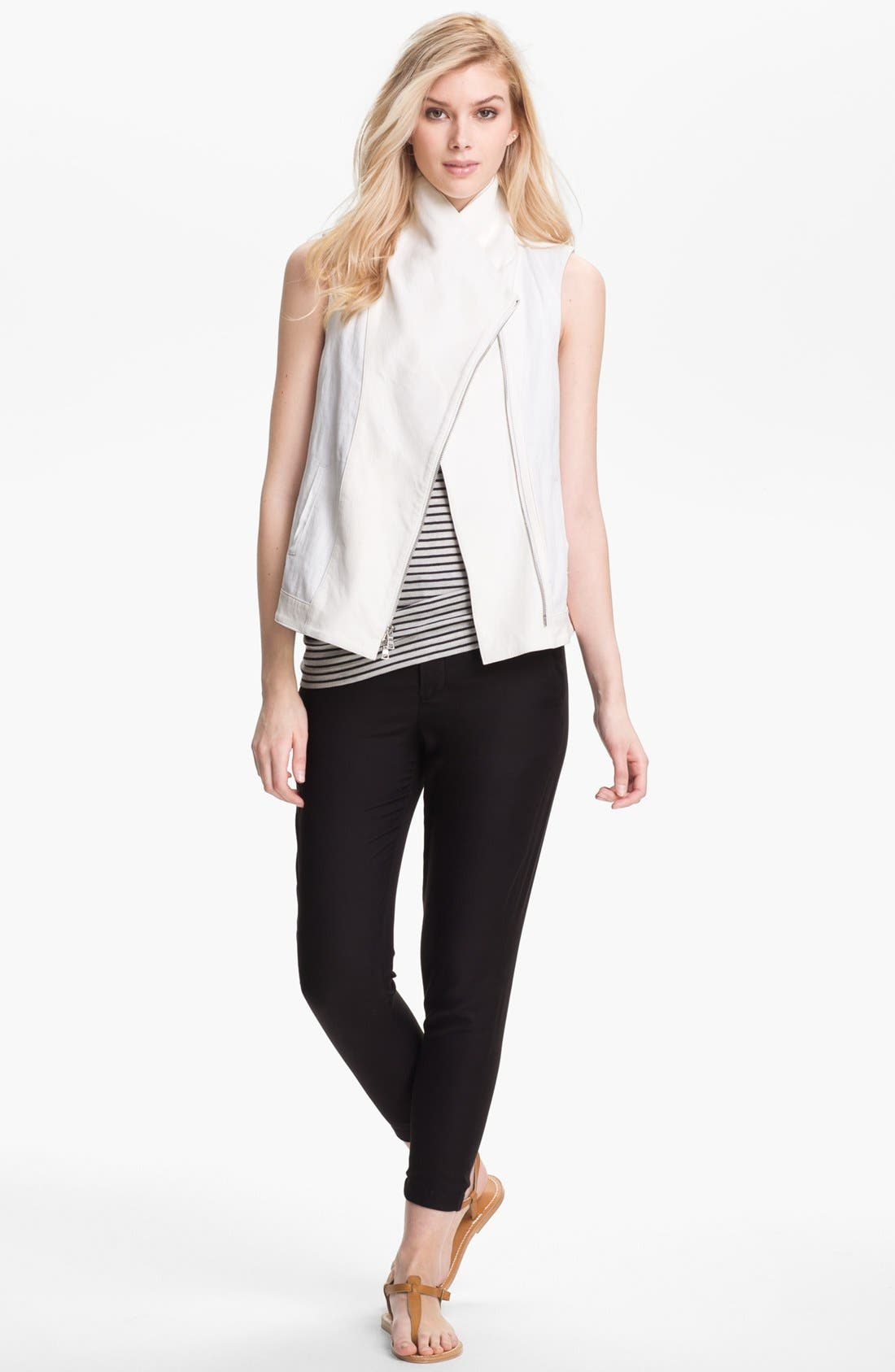 Alternate Image 1 Selected - Vince Asymmetrical Vest