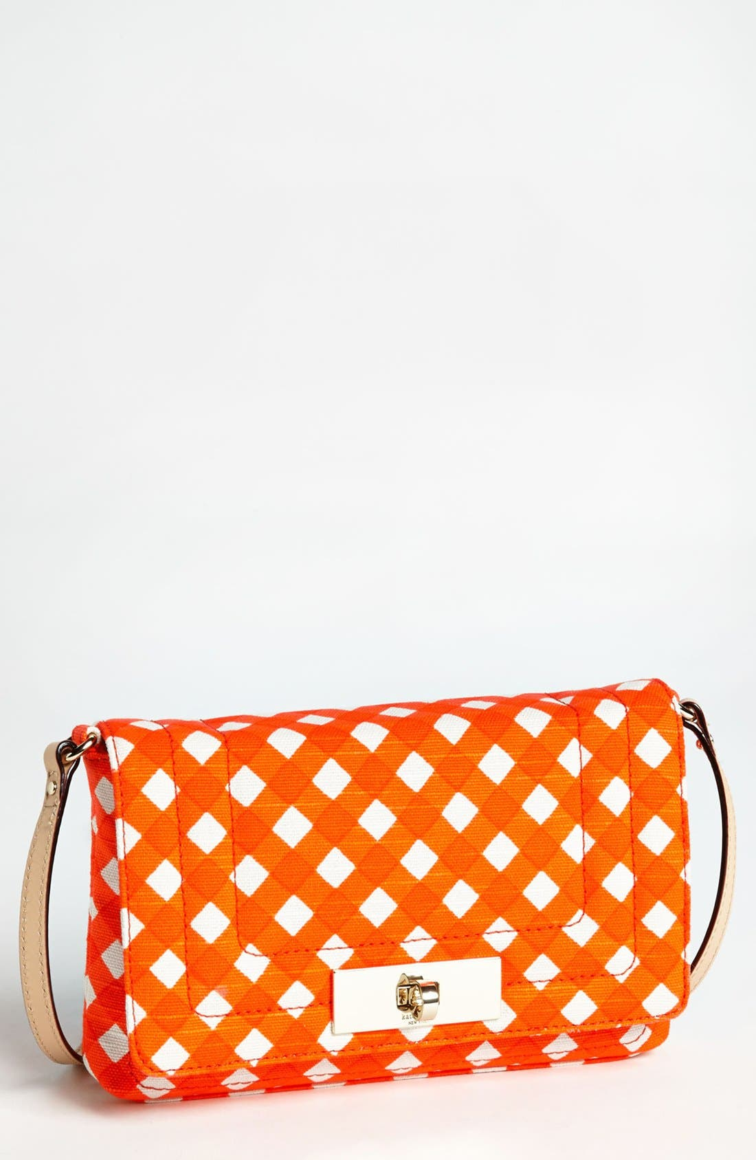 Main Image - kate spade new york 'bay terrace - kristie' canvas crossbody bag
