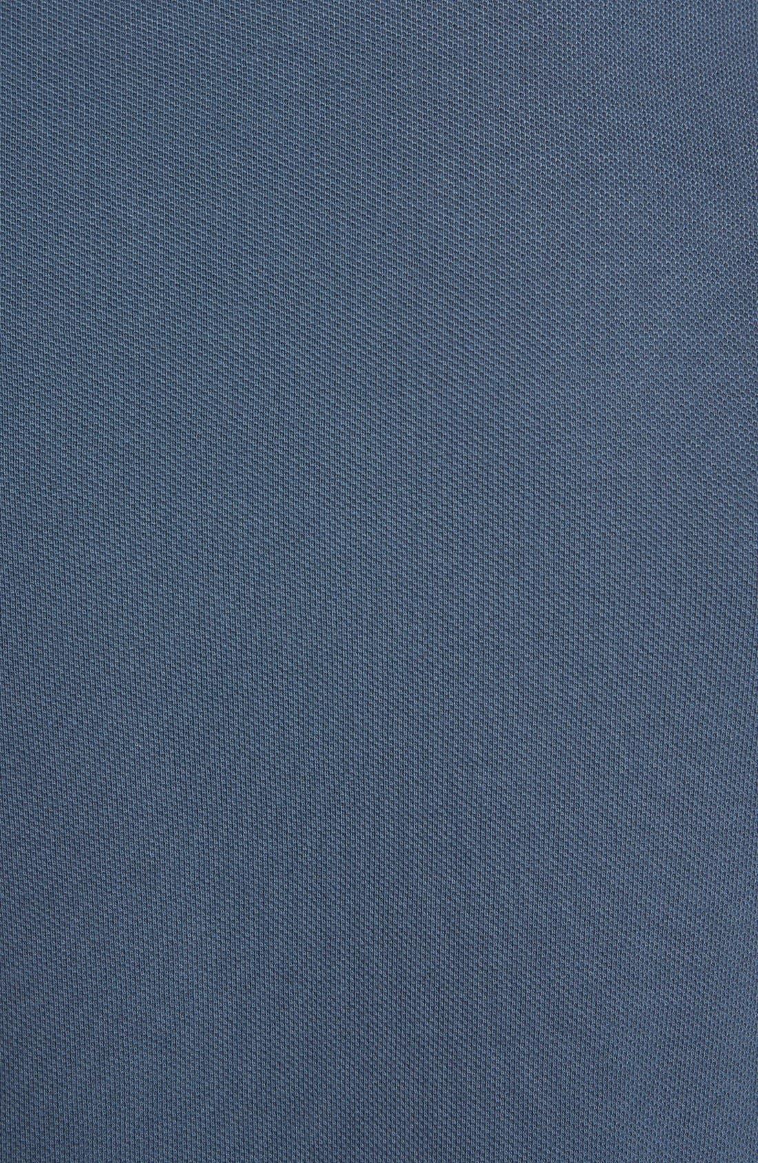 Alternate Image 3  - Burberry Brit Piqué Knit Polo