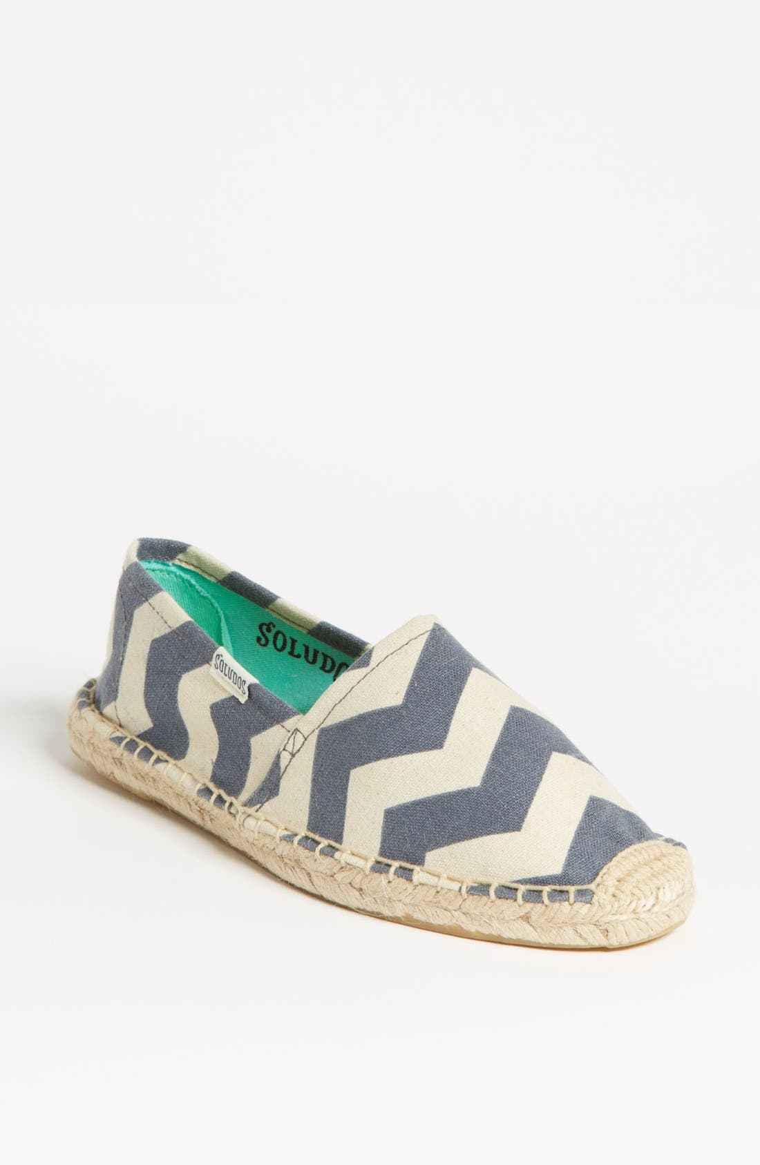 Main Image - Soludos 'Chevs' Slip-On (Women)