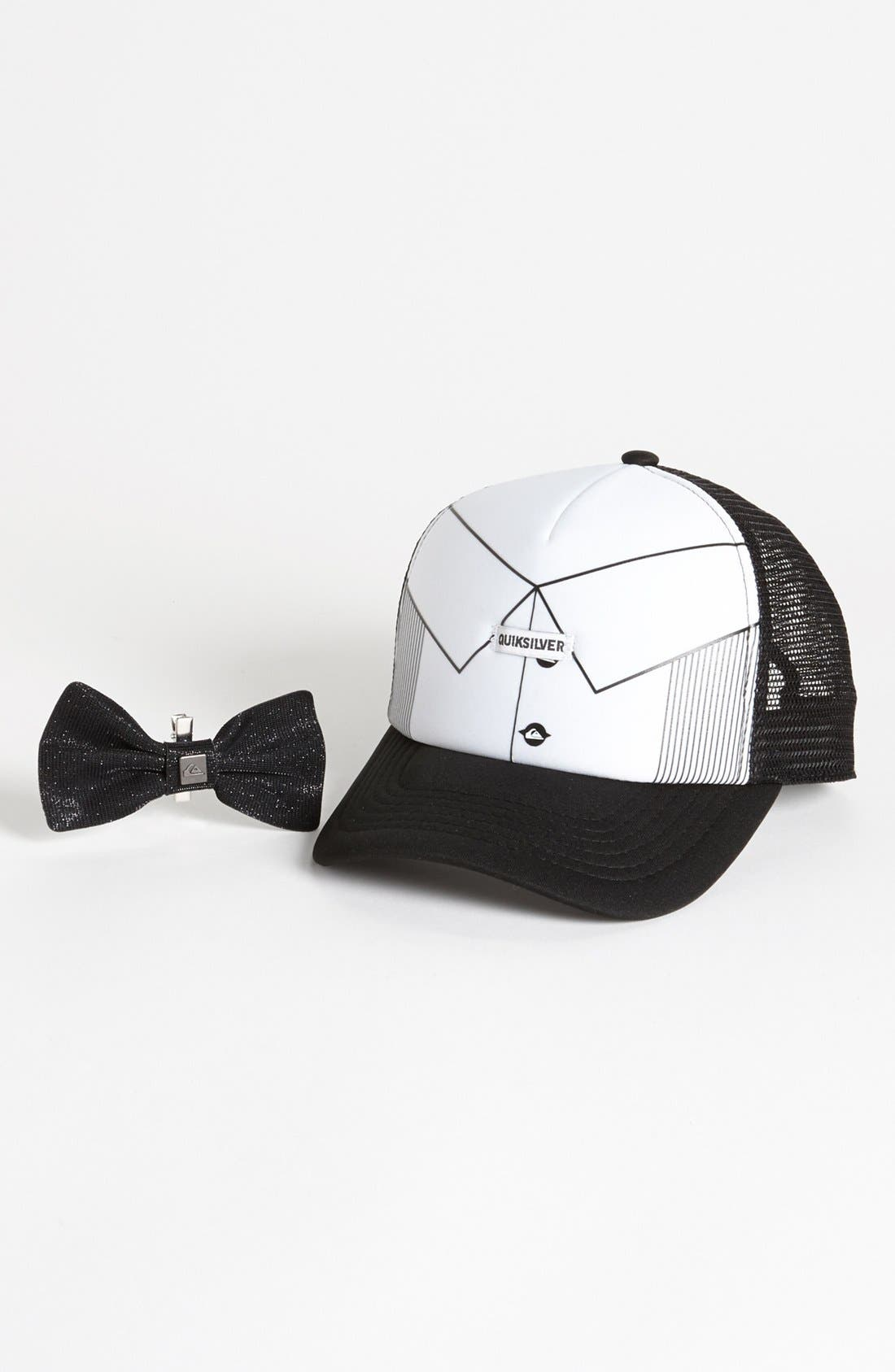 Alternate Image 3  - Quiksilver 'Diggler' Trucker Hat (Boys)