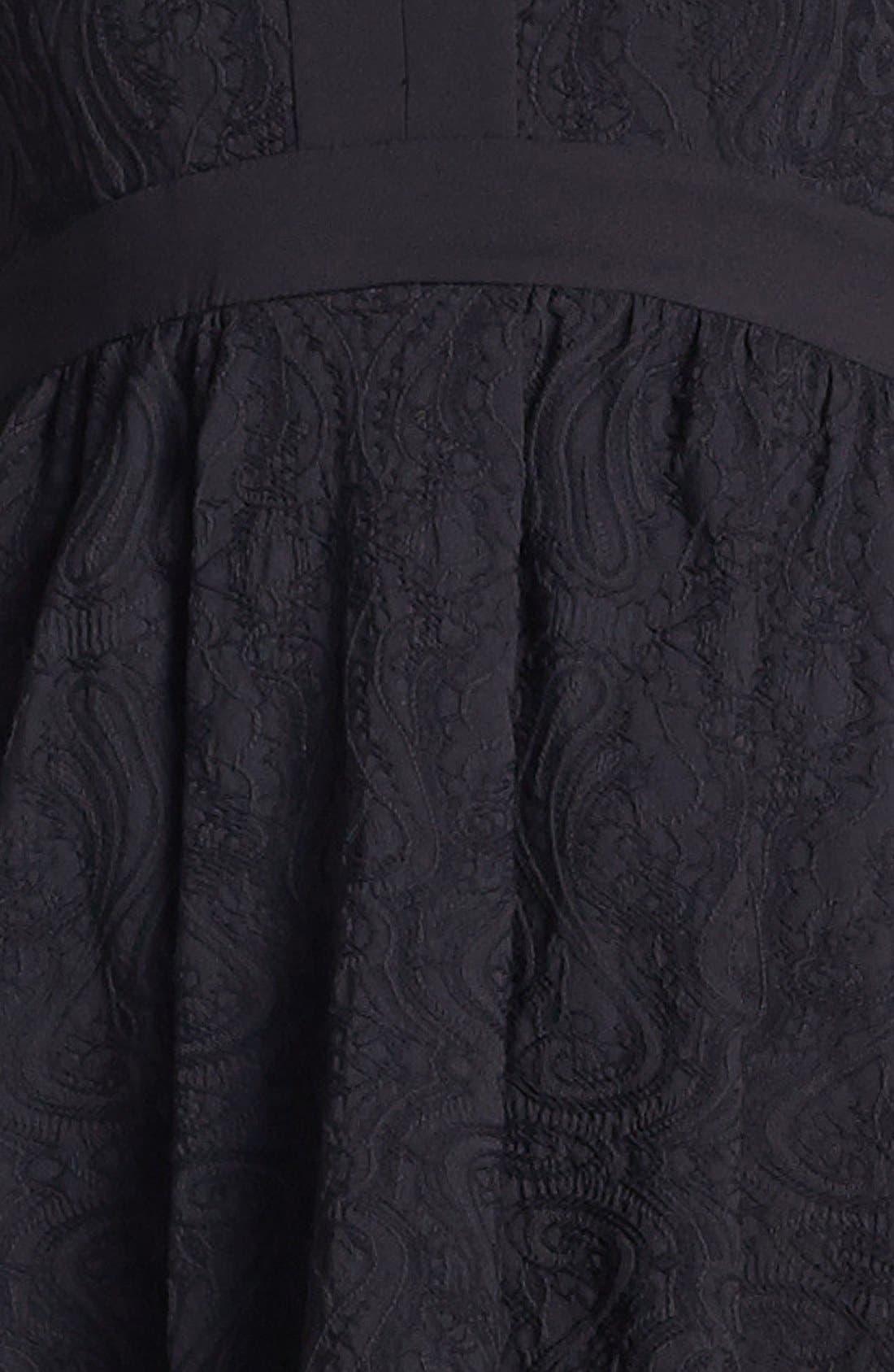 Alternate Image 3  - Juicy Couture Cloqué Dress