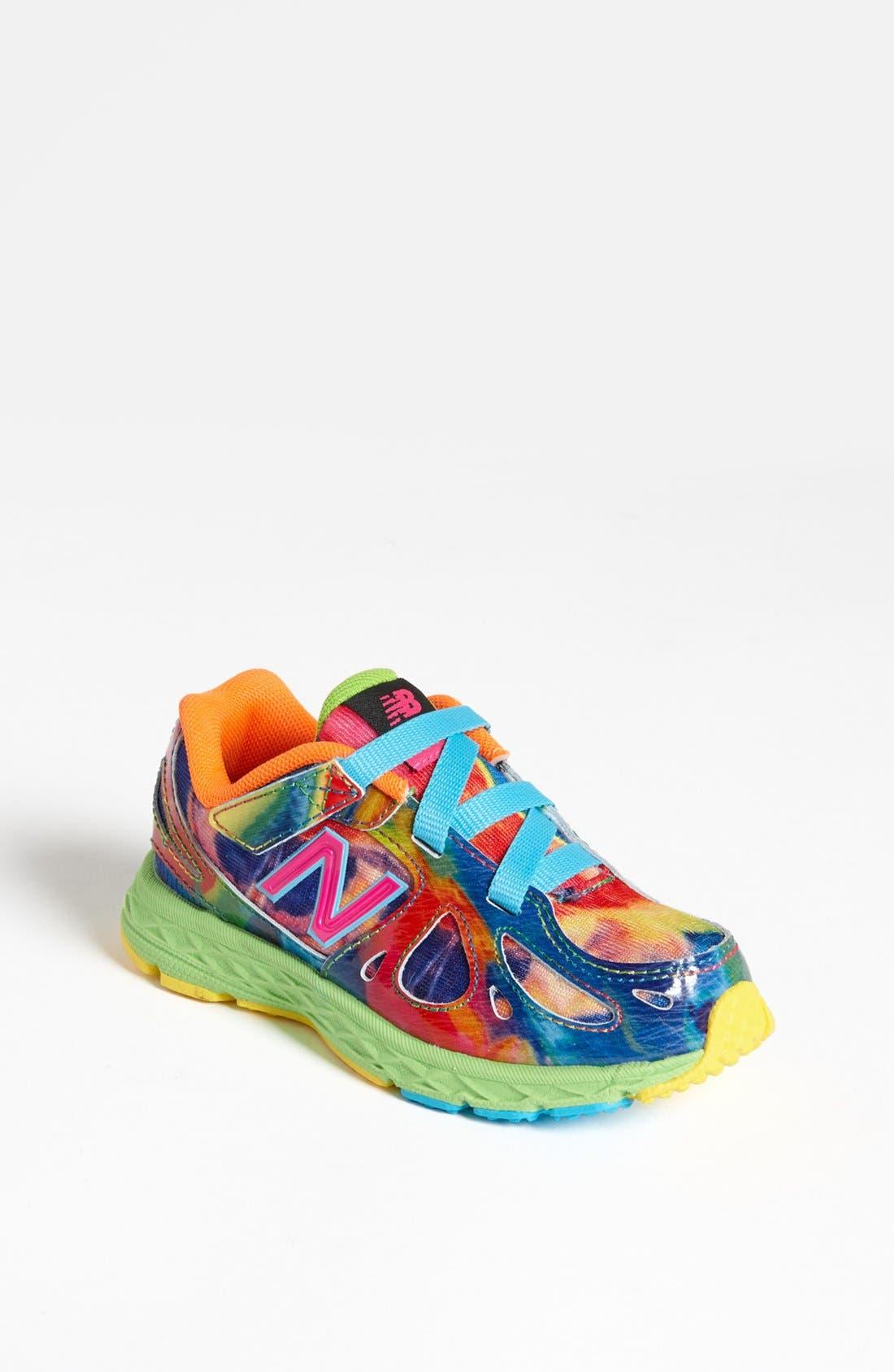 Alternate Image 1 Selected - New Balance '890 V3' Sneaker (Toddler)