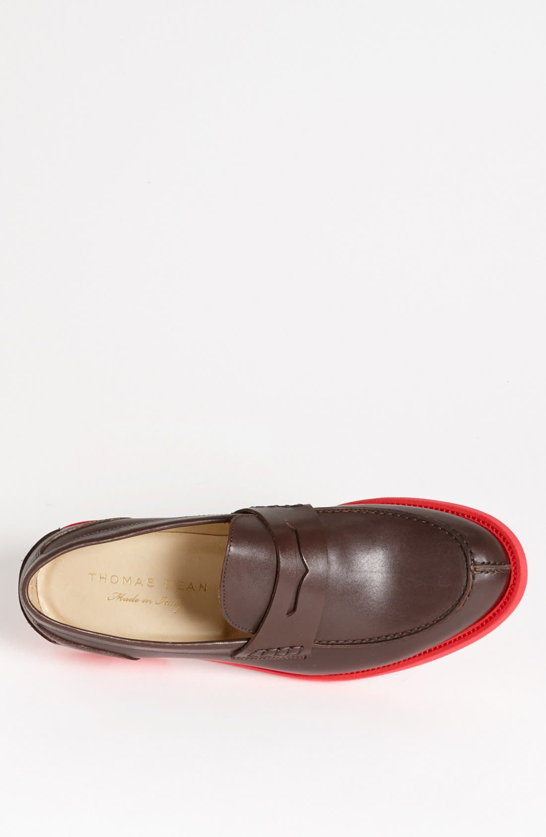 Alternate Image 3  - Thomas Dean Penny Loafer