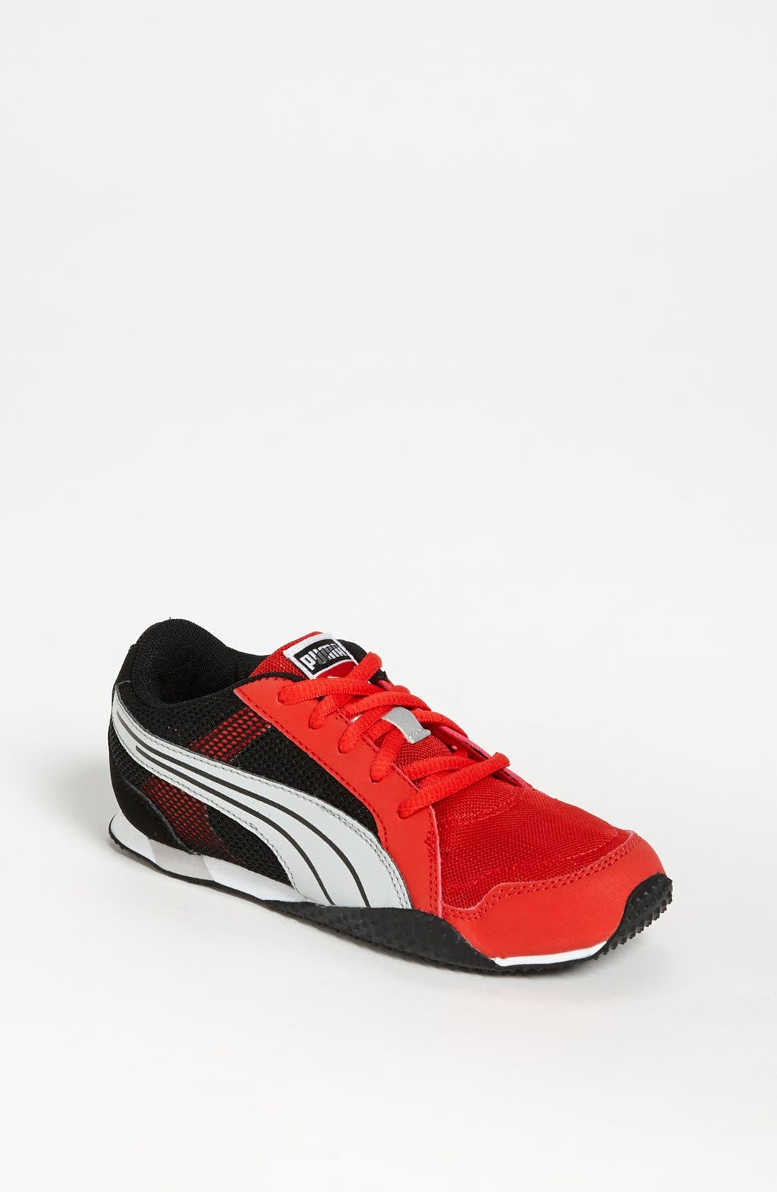 Alternate Image 1 Selected - PUMA 'H-Mesh' Sneaker (Toddler, Little Kid & Big Kid)