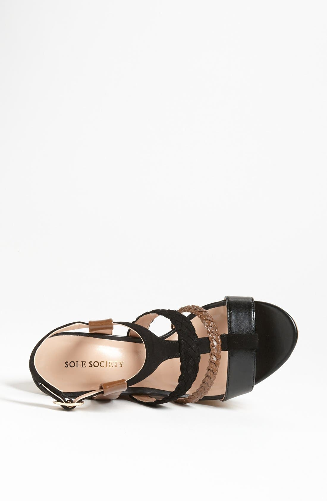 Alternate Image 3  - Sole Society 'Serina' Wedge Sandal