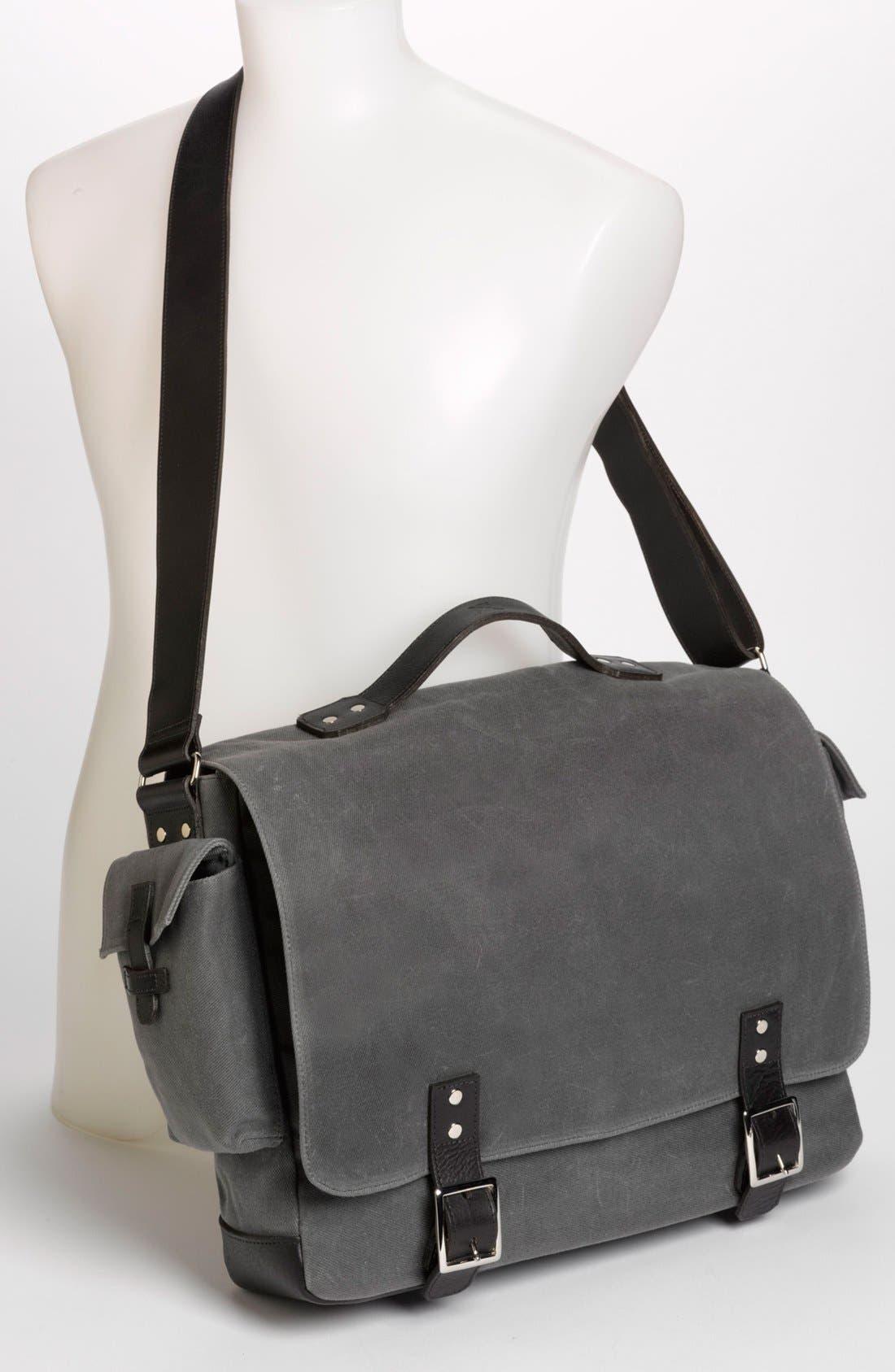Alternate Image 4  - Ernest Alexander 'Hudson' Messenger Bag