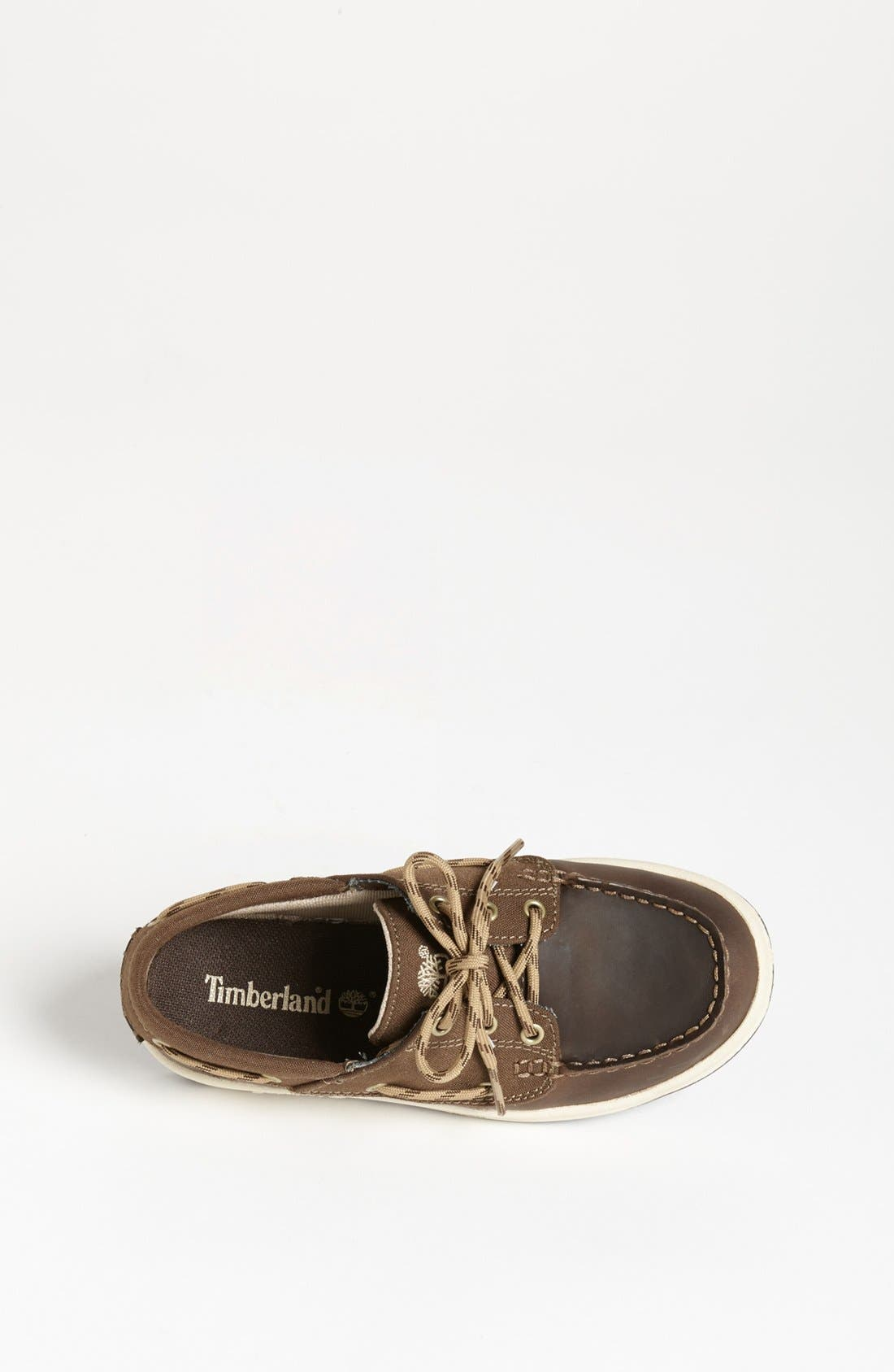 Alternate Image 3  - Timberland Earthkeepers® 'Ryan' Boat Shoe (Little Kid & Big Kid)