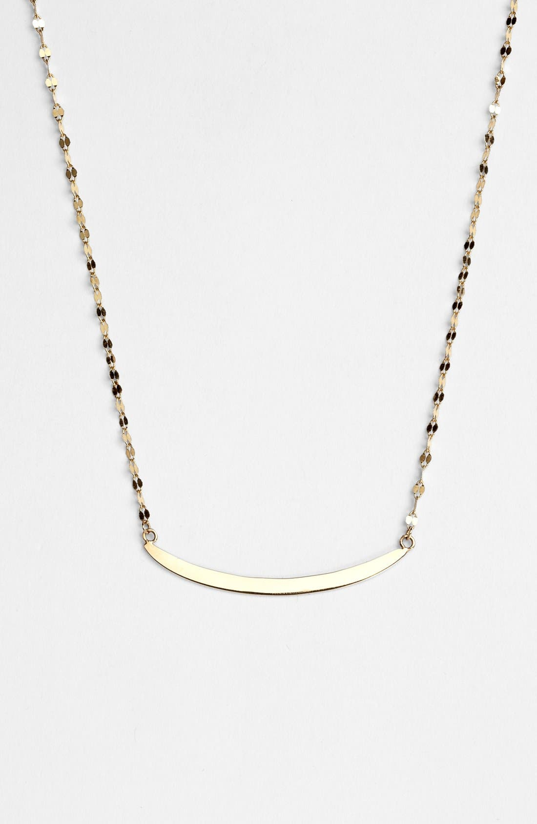 Alternate Image 1 Selected - Lana Jewelry 'Curve' Necklace