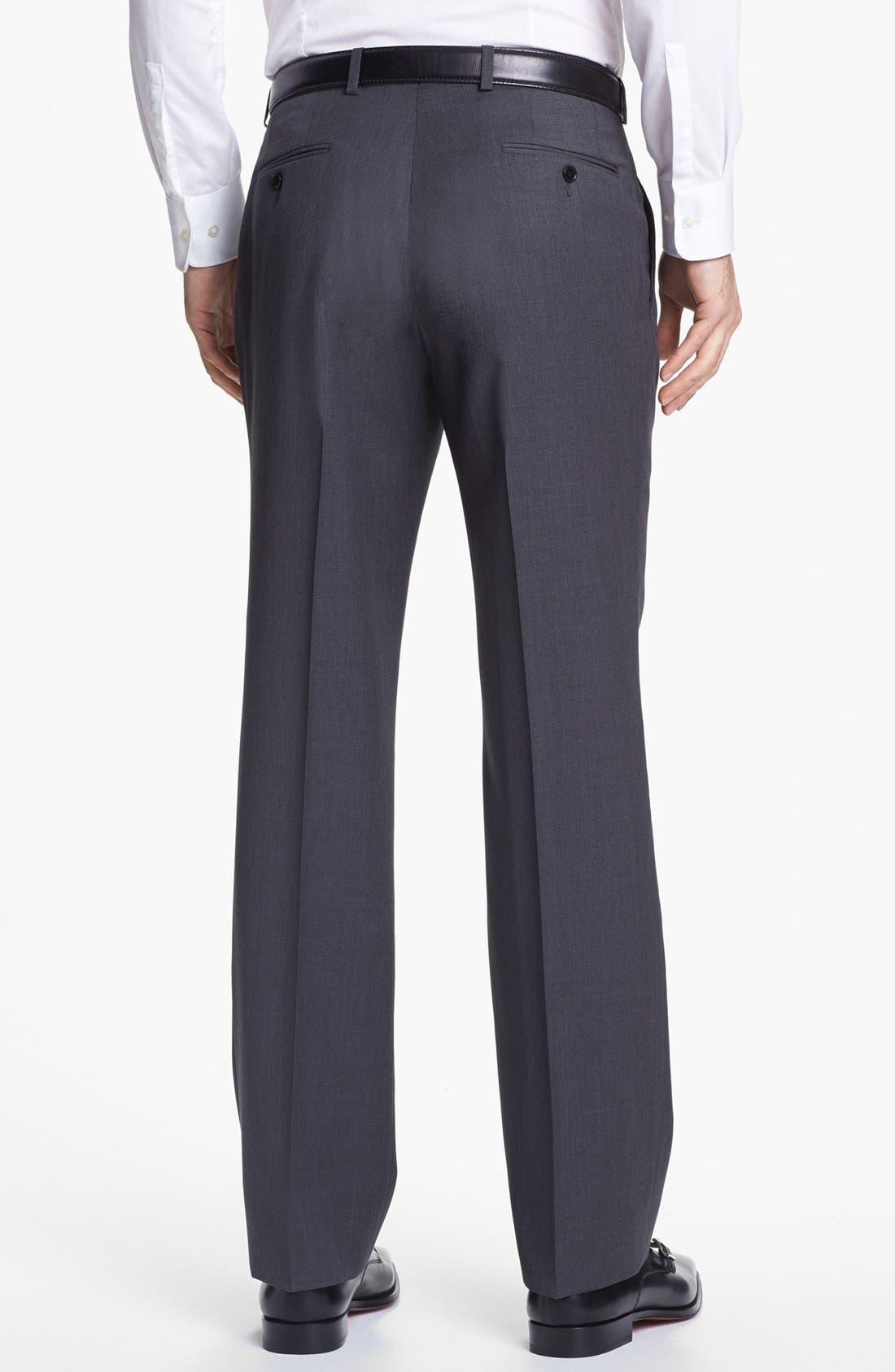 Alternate Image 2  - John Varvatos 'Thompson' Trousers