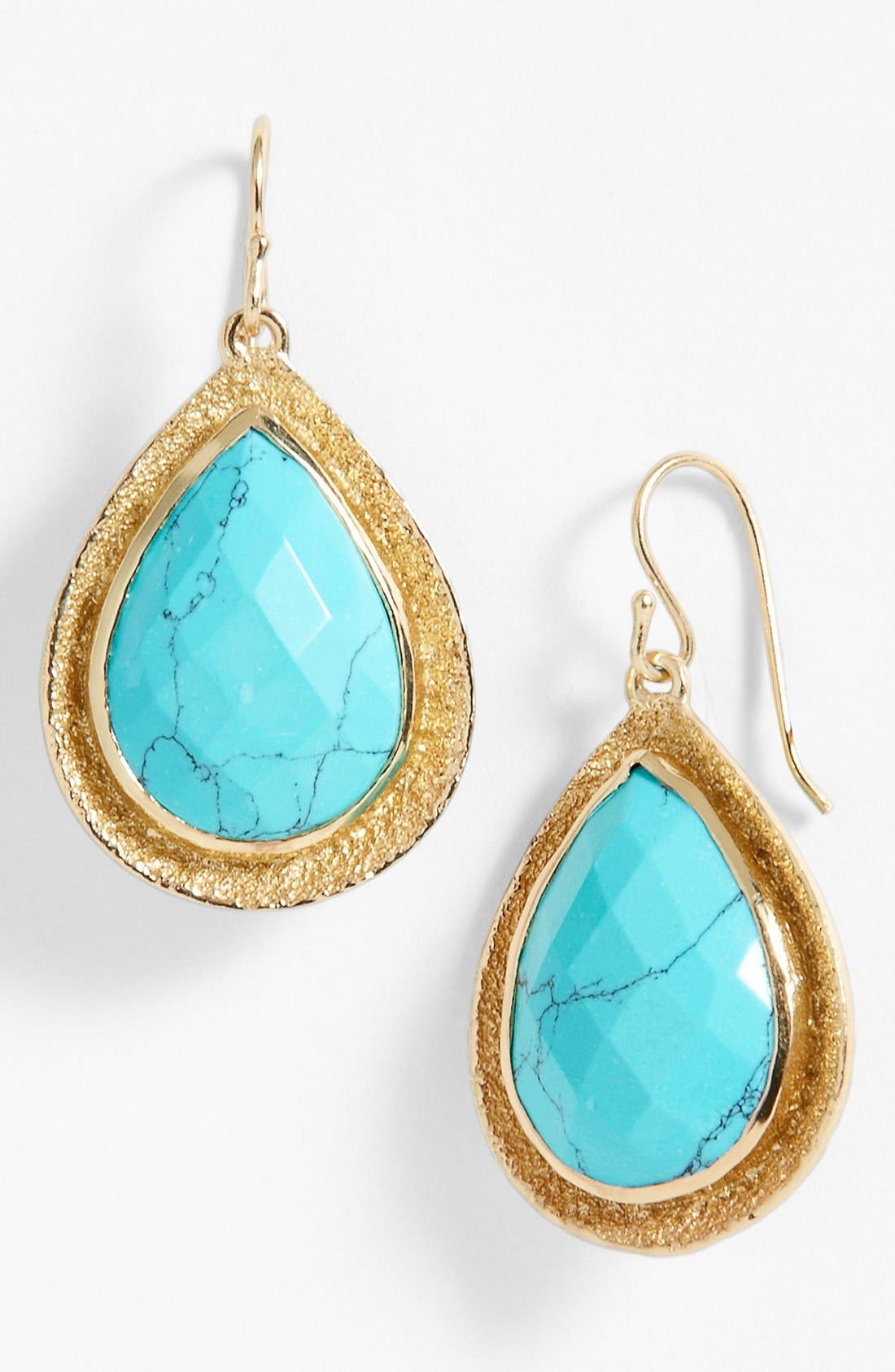 Main Image - Melinda Maria 'Genevieve' Teardrop Earrings