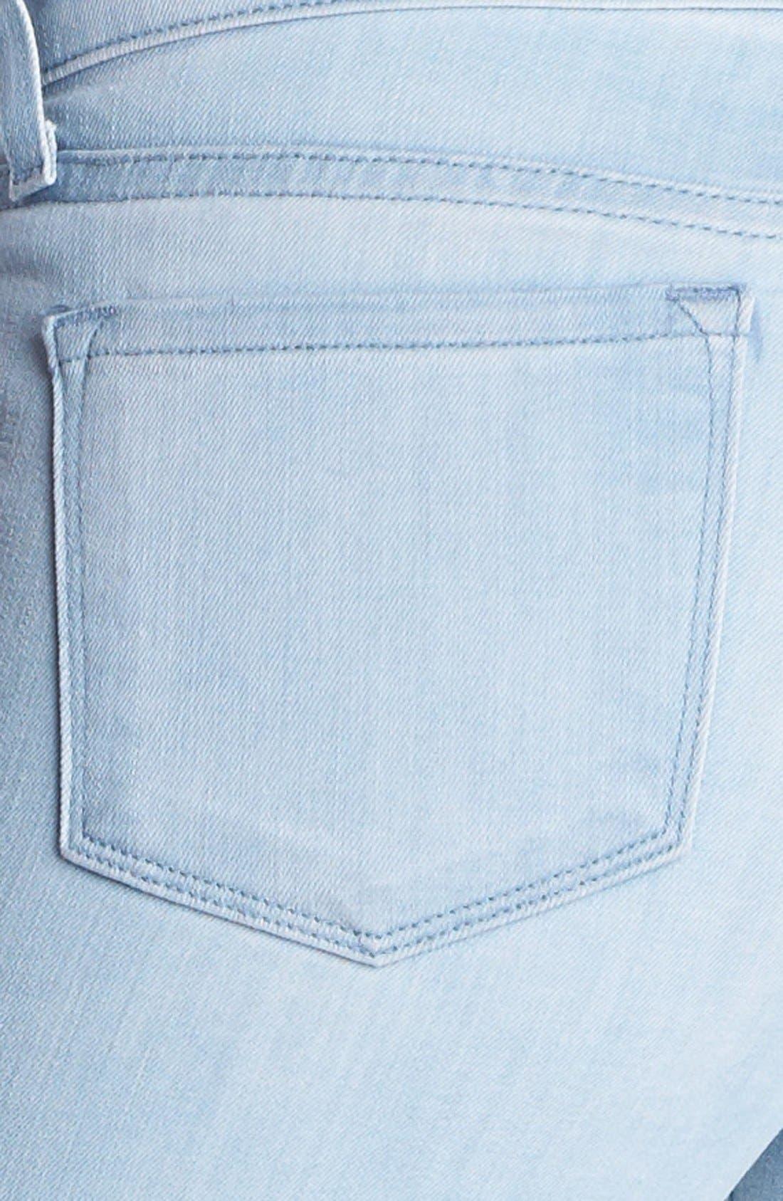 Alternate Image 3  - J Brand '811' Mid-Rise Skinny Jeans (Journey)